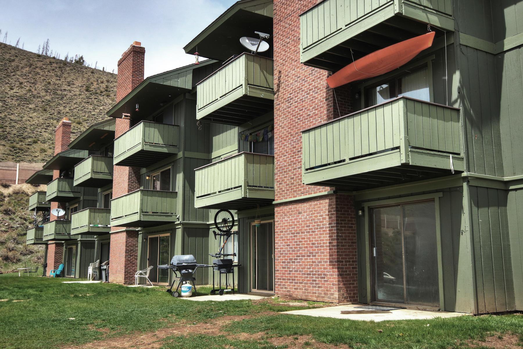 Condominiums για την Πώληση στο Great Investment/Rental Property 1173 Straight Creek Drive #G 101, Dillon, Κολοραντο 80435 Ηνωμένες Πολιτείες