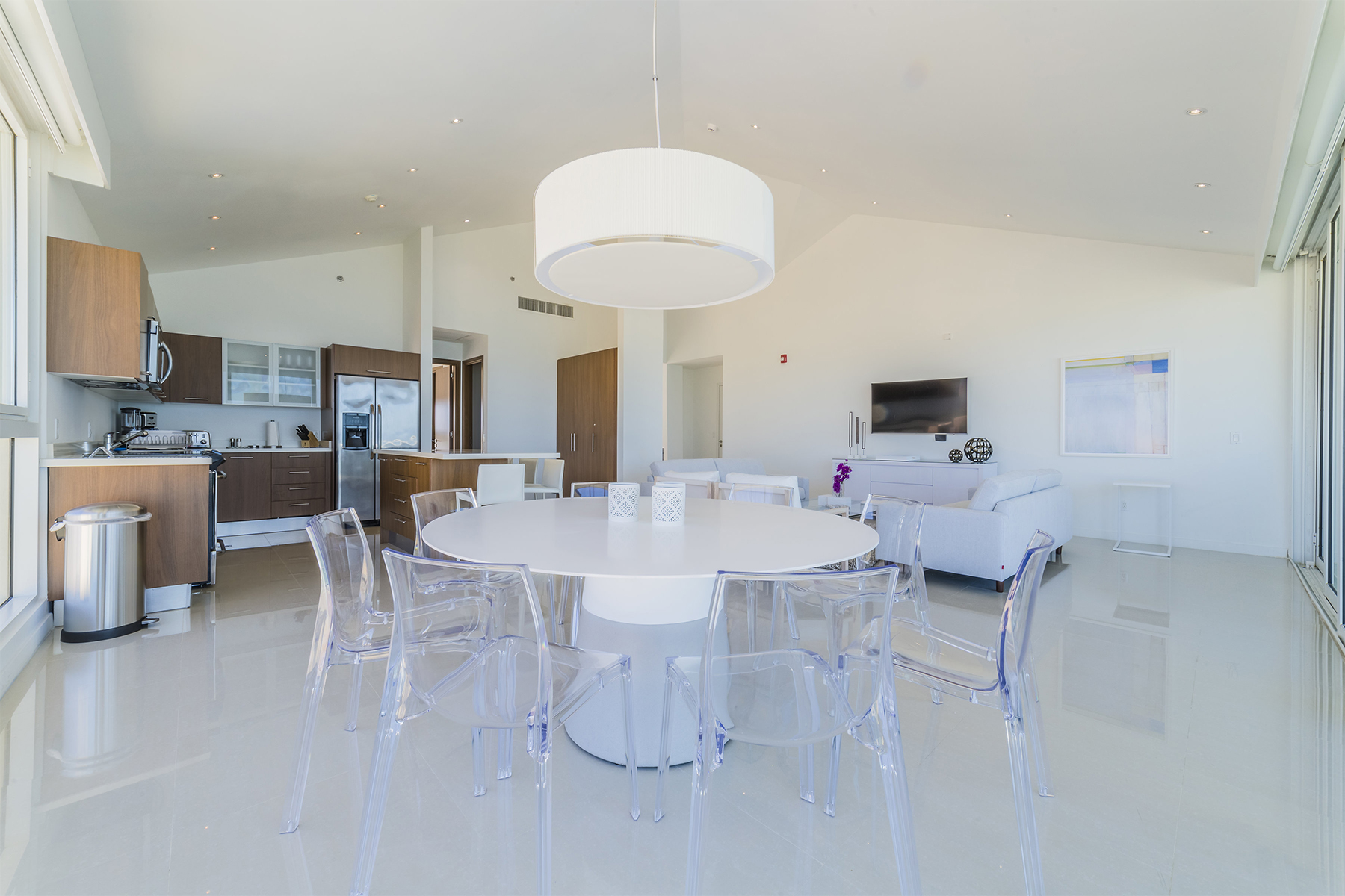 Additional photo for property listing at Blue Penthouse Eagle Beach, 阿鲁巴 阿鲁巴岛