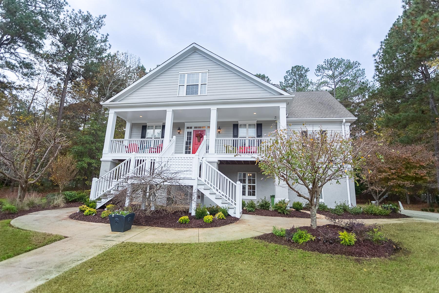 단독 가정 주택 용 매매 에 Idyllic Highgrove Home With Pool And Amazing Updates 130 Old Ivy, Fayetteville, 조지아, 30215 미국