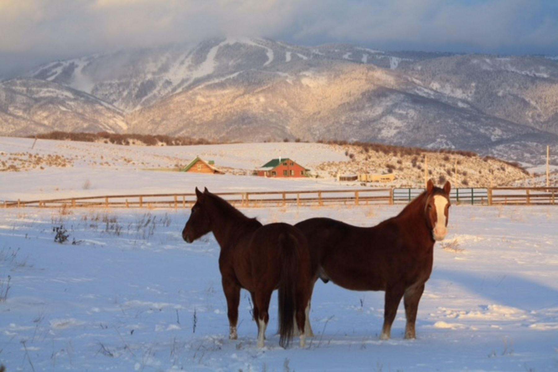 Additional photo for property listing at 35 Acres Close to World Class Skiing 31455 County Road 35 Steamboat Springs, Colorado 80487 United States