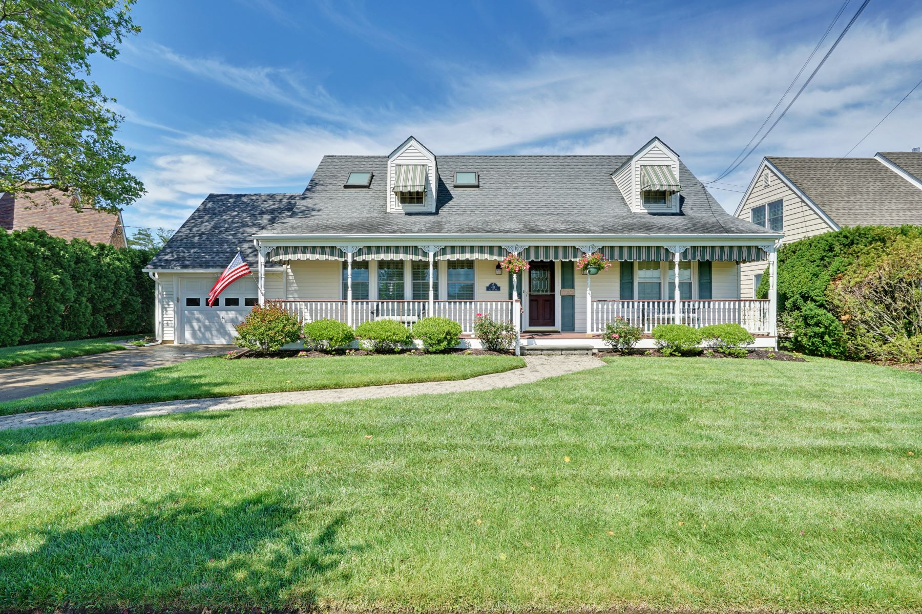 Single Family Homes for Rent at Recently Renovated 411 Sea Girt Avenue, Sea Girt, New Jersey 08750 United States