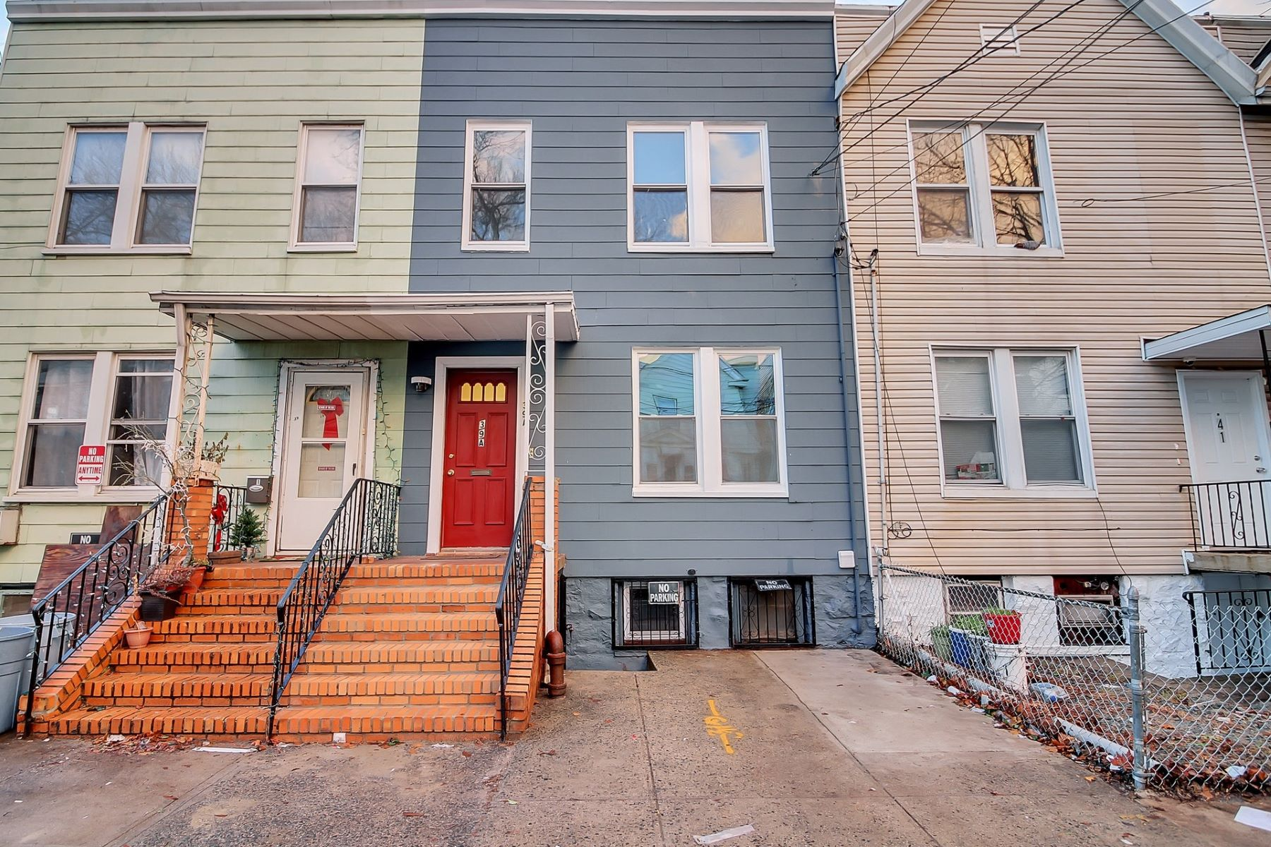 Multi-Family Home for Sale at HAVE IT ALL!! Location! Location! Location! 39A Romaine Ave Jersey City, New Jersey 07306 United States