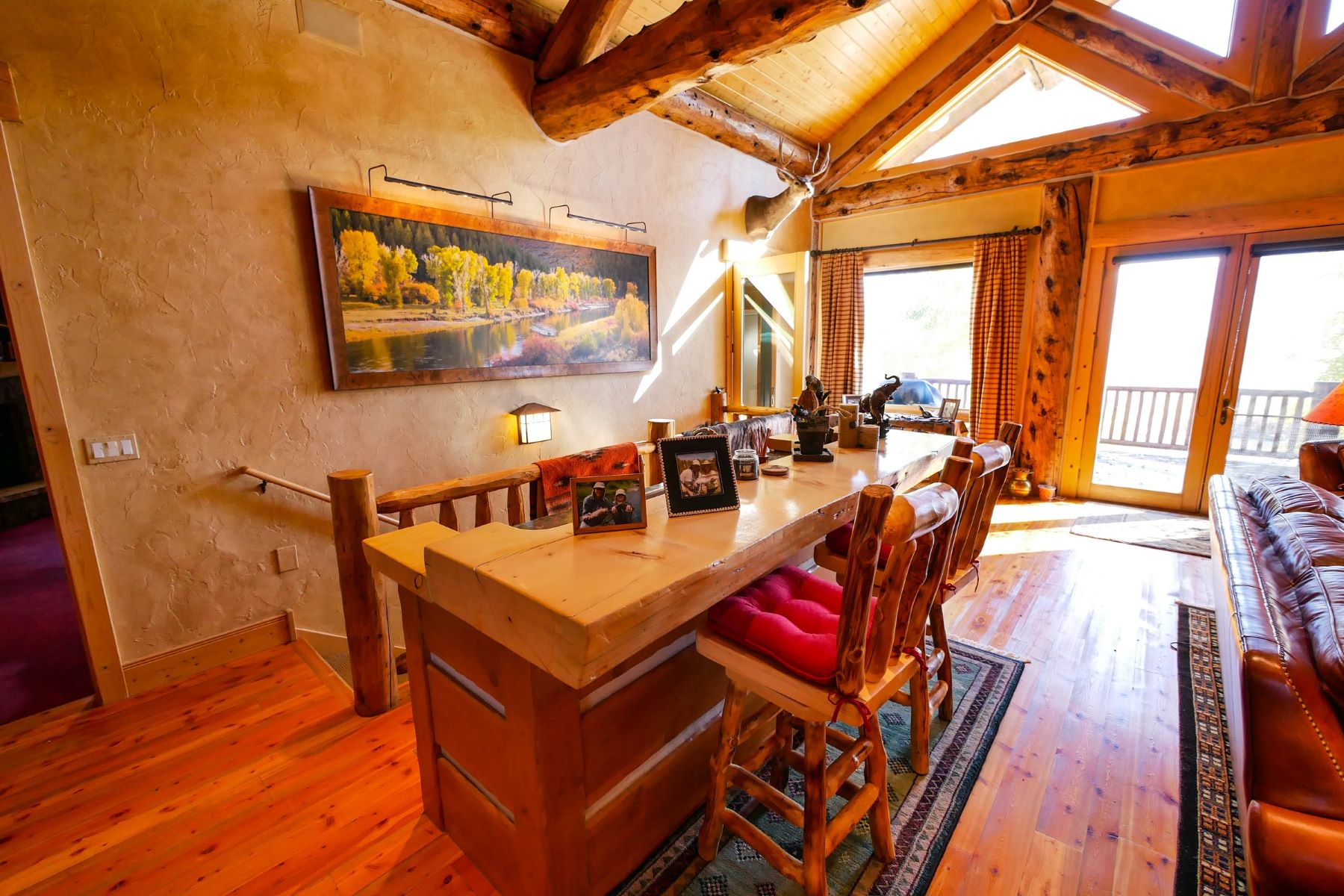 Additional photo for property listing at Emerald Meadows Home with Stunning Views 33355 Emerald Meadows Drive Steamboat Springs, Colorado 80477 United States