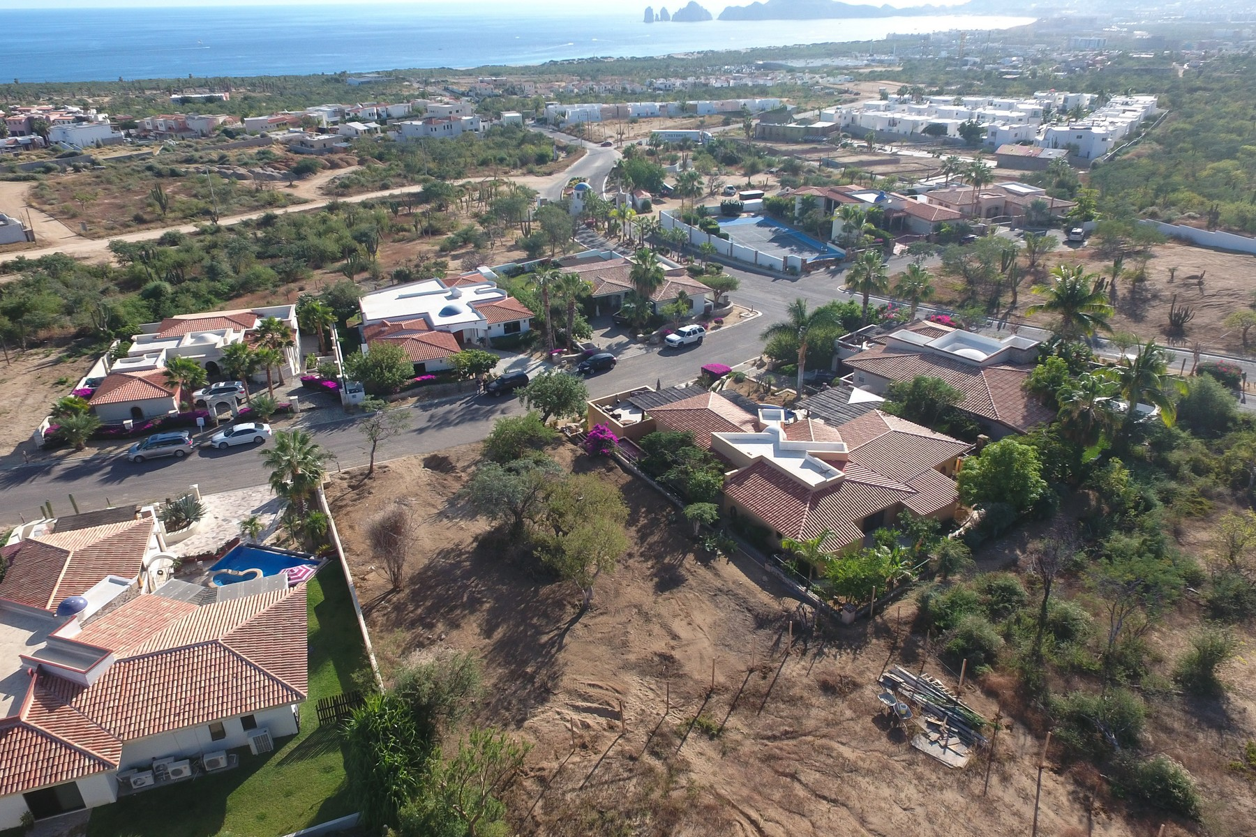 Land for Sale at Lote 8A Rancho Paraiso Lote 8A Privada Del Azabache Cabo San Lucas, 23454 Mexico