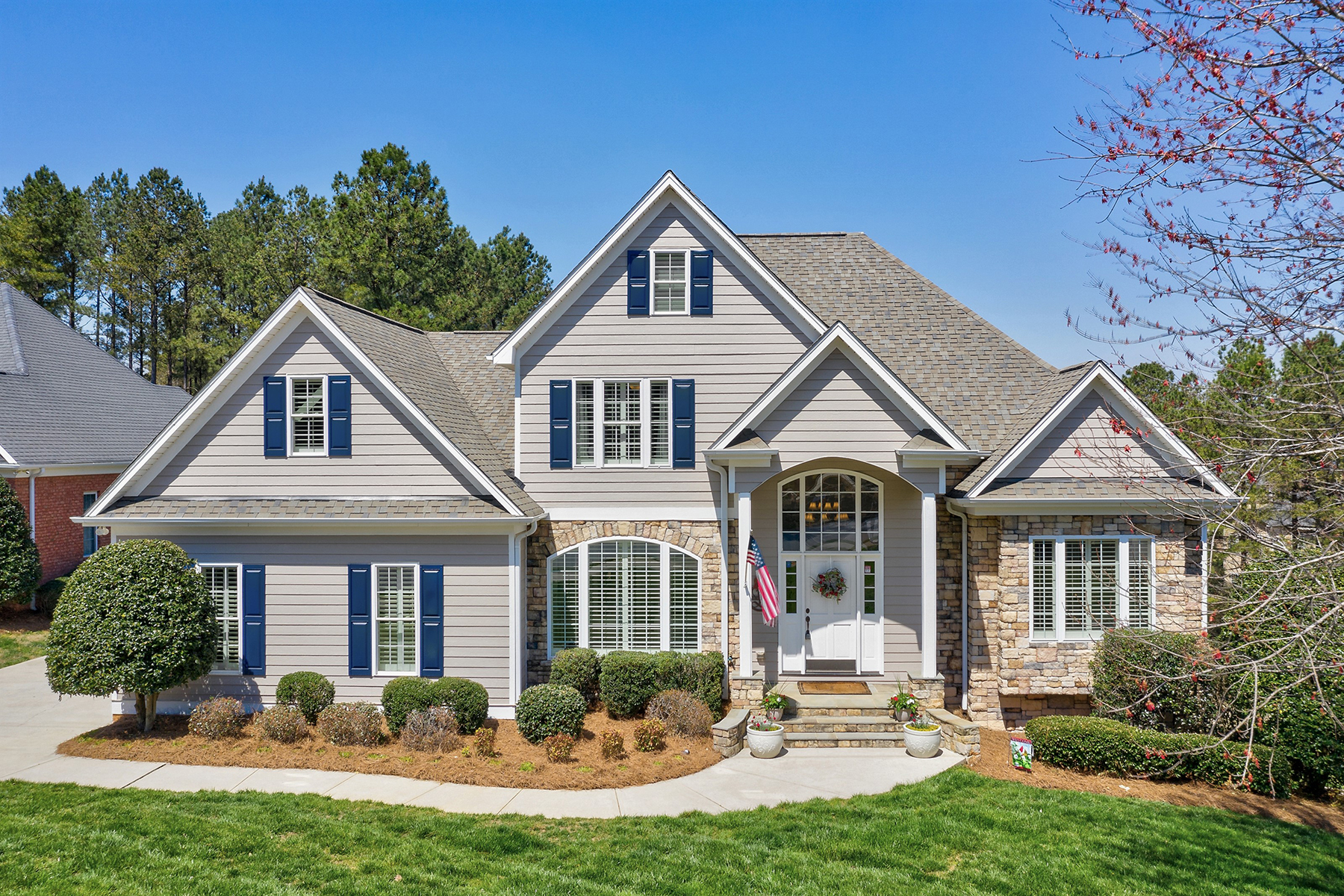 Single Family Home for Active at 1316 Verdict Ridge Dr Denver, North Carolina 28037 United States