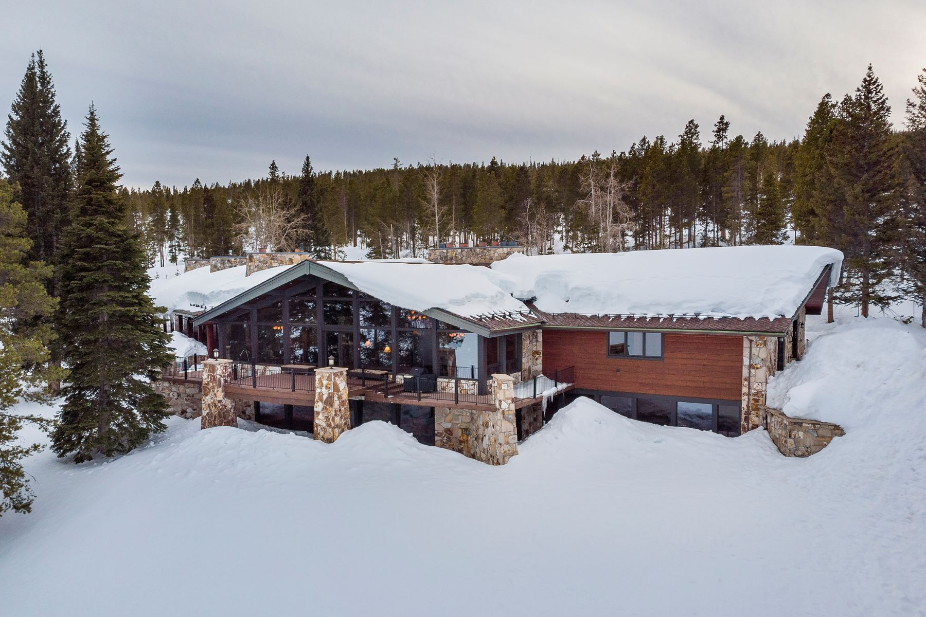 Single Family Homes for Sale at Rabbit Ears Lodge at Lake Agnes 2596 County Road 186, Steamboat Springs, Colorado 80487 United States
