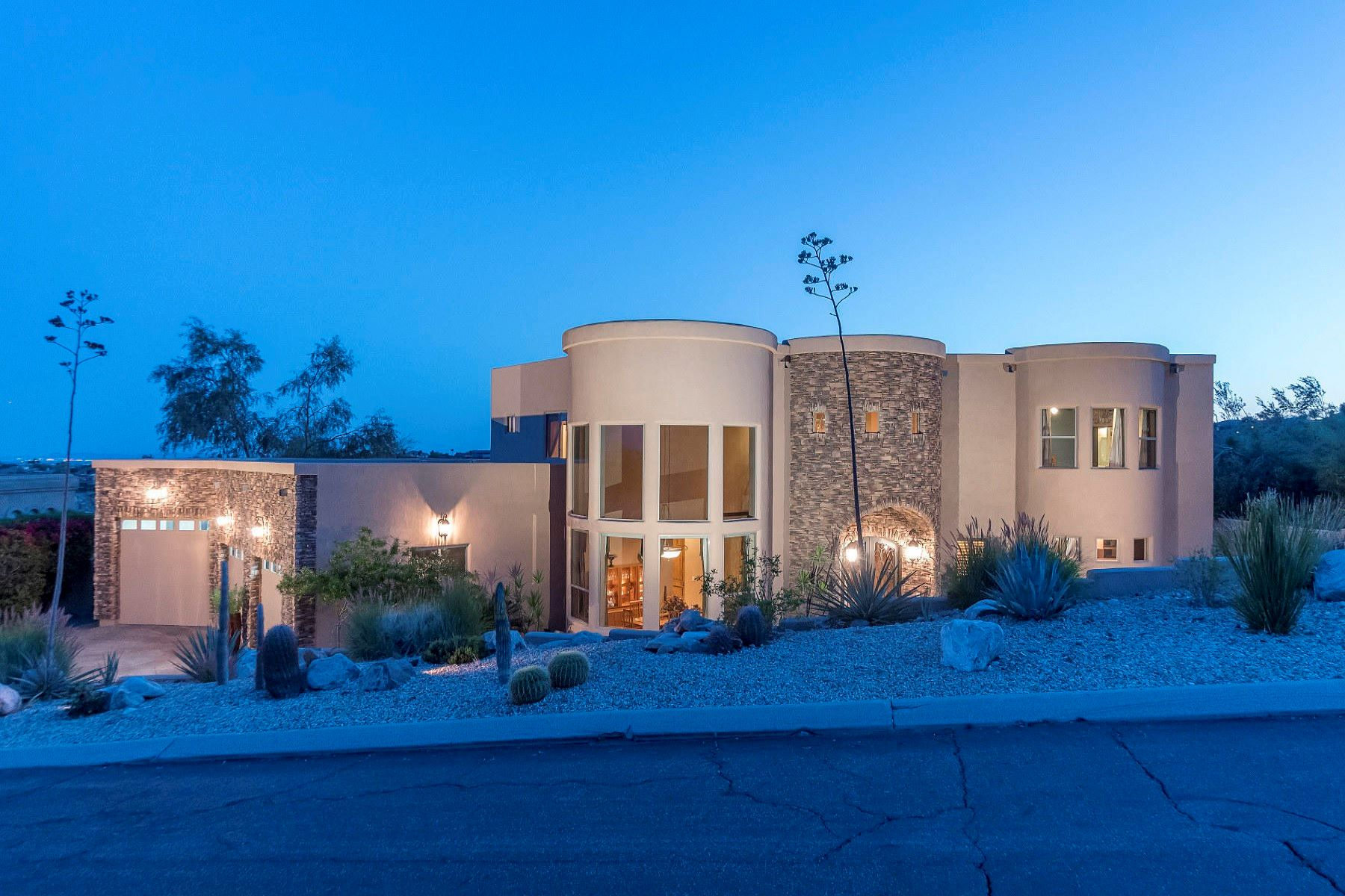 single family homes for Active at Beautifully Built Custom Residence In Fountain Hills 15119 E Sage Dr Fountain Hills, Arizona 85268 United States