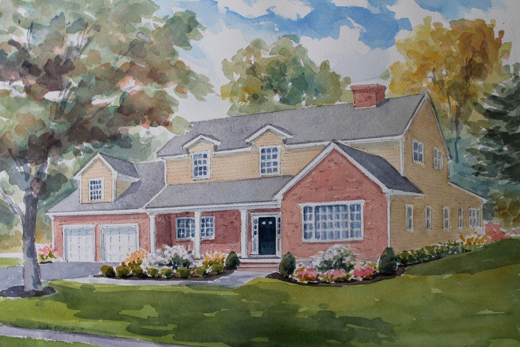 Частный односемейный дом для того Продажа на Endearing Colonial 29 Nickerson Road Lexington, Массачусетс, 02421 Соединенные Штаты