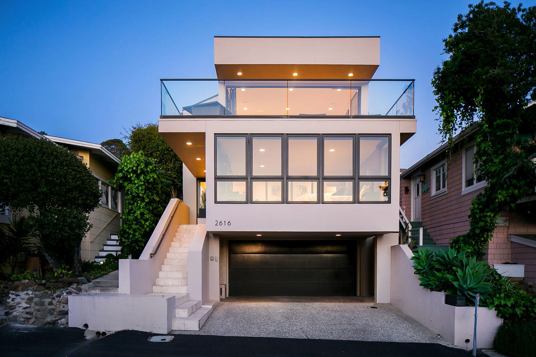 獨棟家庭住宅 為 出售 在 2616 Victoria Laguna Beach, 加利福尼亞州, 92651 美國