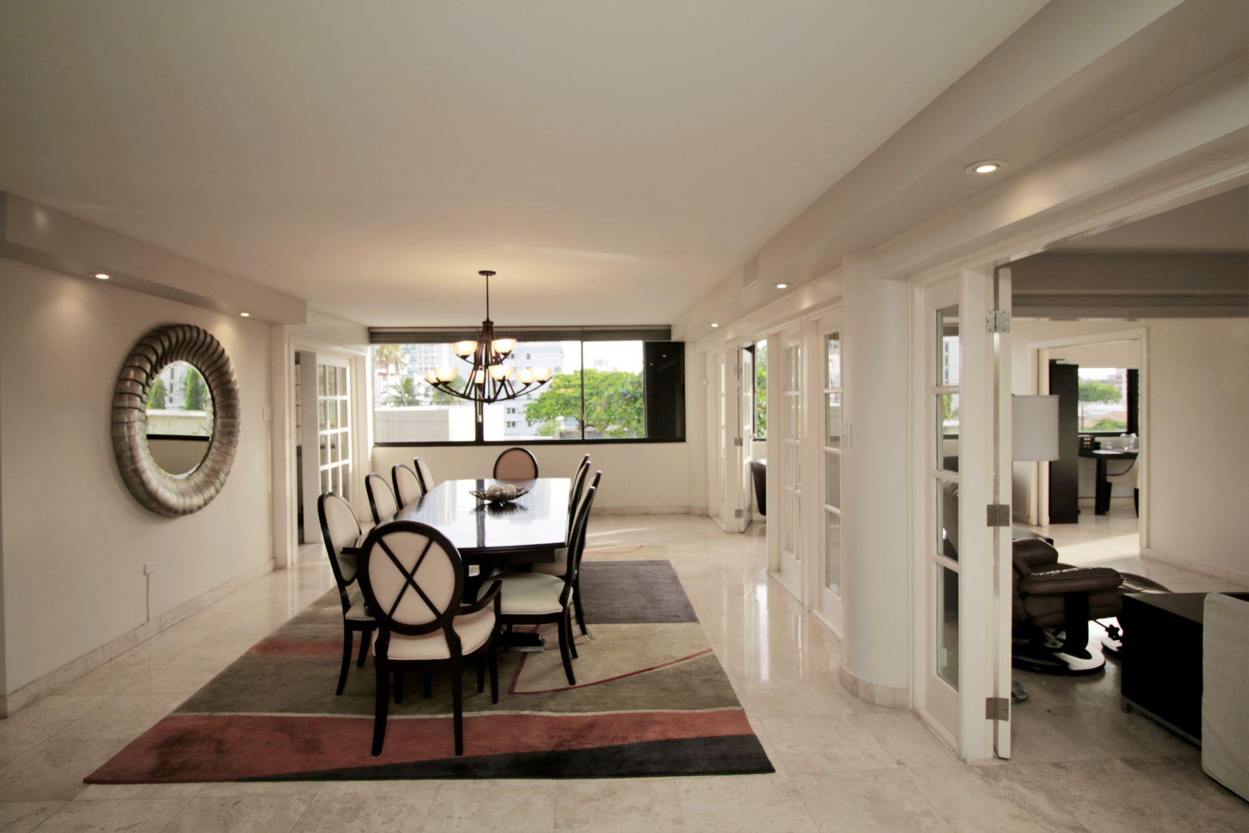 Additional photo for property listing at Expansive Three Bed Rental at La Ceiba 1483 Avenida Ashford Apt 402 San Juan, Puerto Rico 00907 Porto Rico