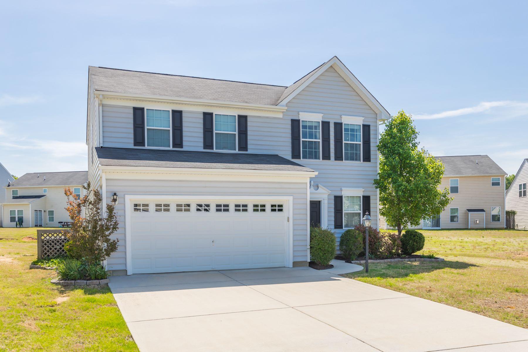 Casa Unifamiliar por un Venta en Oakmont Villas at Kent 5665 Hogan Bridge Drive Providence Forge, Virginia 23140 Estados Unidos