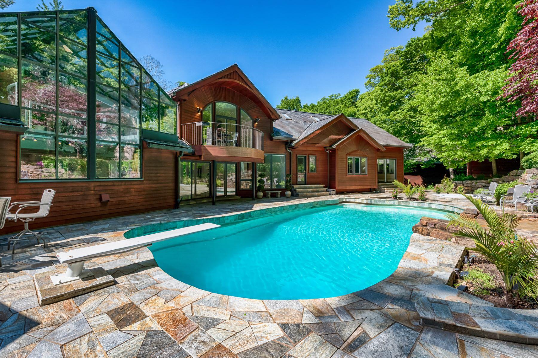 واحد منزل الأسرة للـ Sale في Arrowhead Estates Ct 9 Arrowhead Estates Ct, Chesterfield, Missouri, 63017 United States