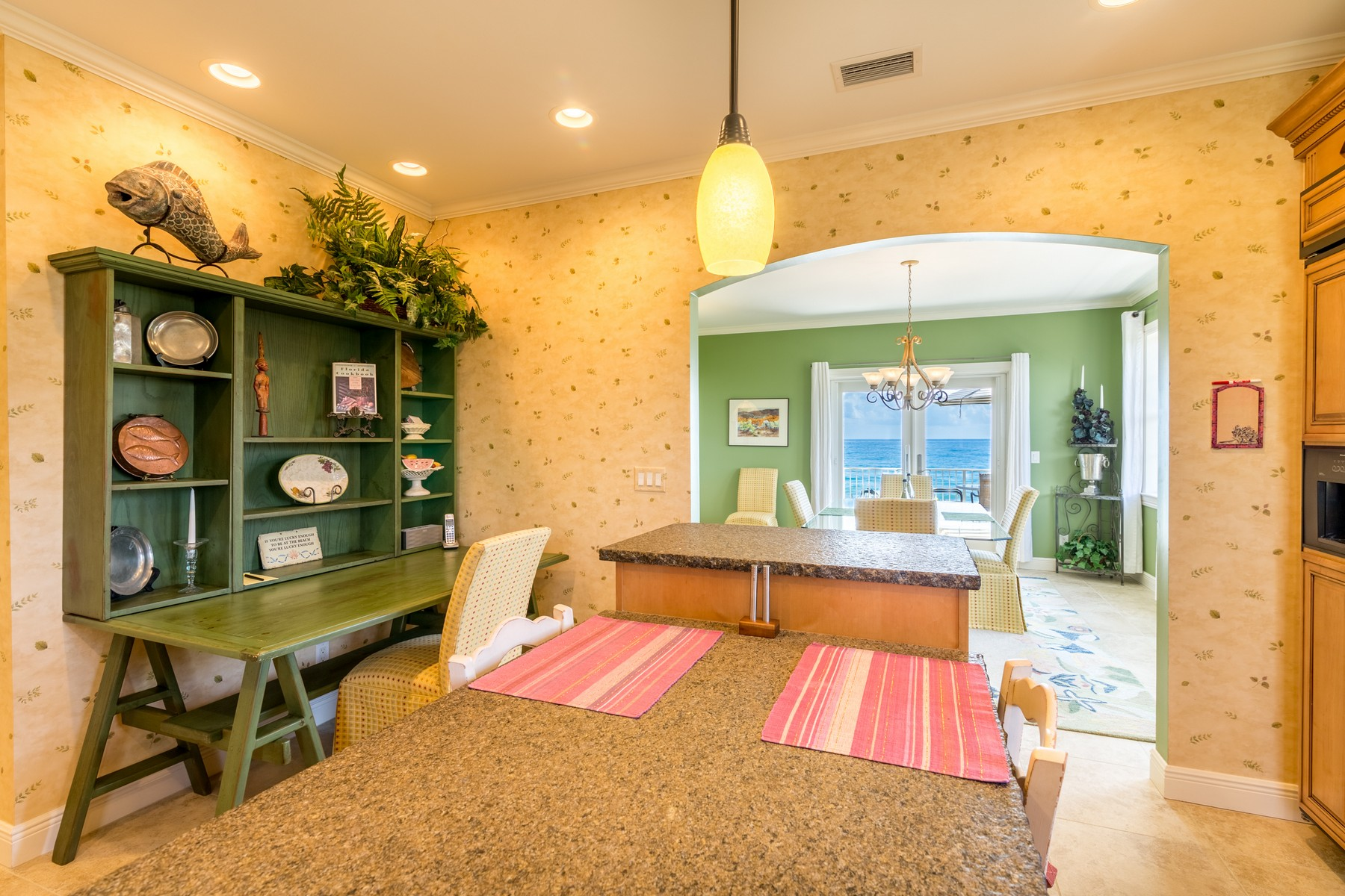 """Additional photo for property listing at The Iconic """"Spanish House"""" in South Melbourne Beach near Sebastian Inlet 9515 S Highway A1A Melbourne Beach, Florida 32951 United States"""