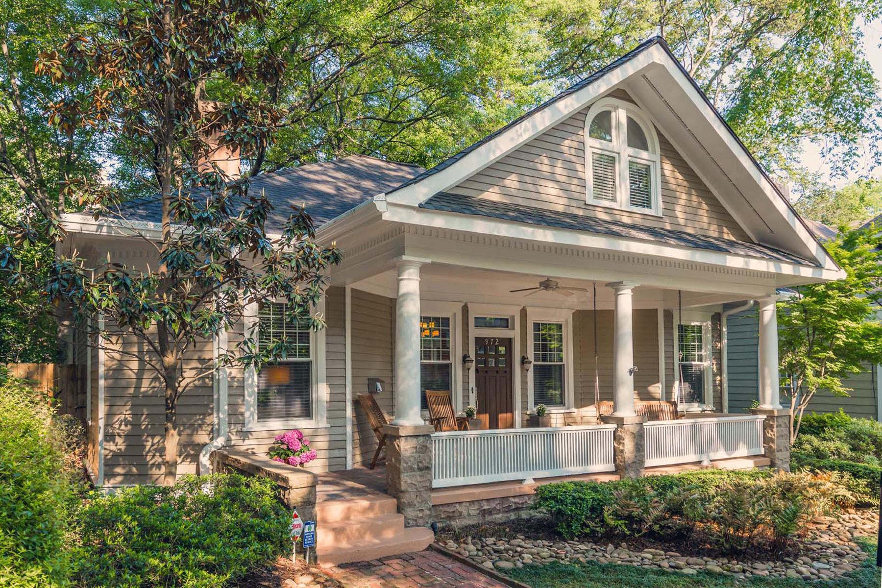 Midtown's Most Beautiful Bungalow 972 Myrtle Street Atlanta, Geórgia 30309 Estados Unidos