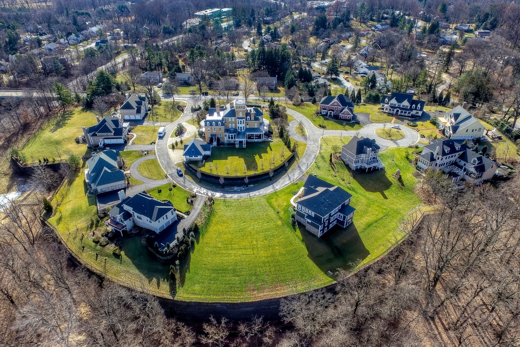 Land for Active at The Ridge 708 Abell Ridge Circle Ruxton, Maryland 21204 United States