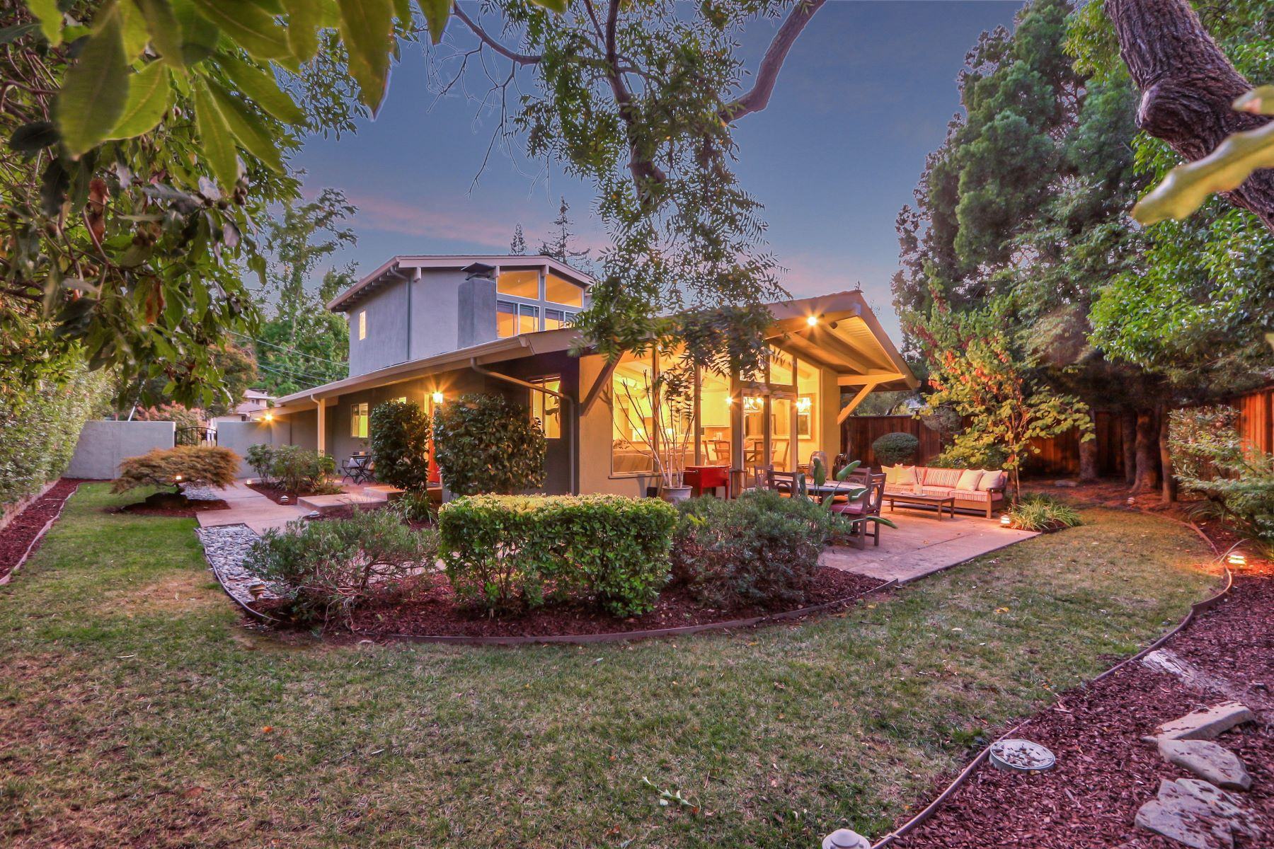 Single Family Homes for Sale at Lovely Los Gatos Home! 251 Loma Alta Drive Los Gatos, California 95030 United States