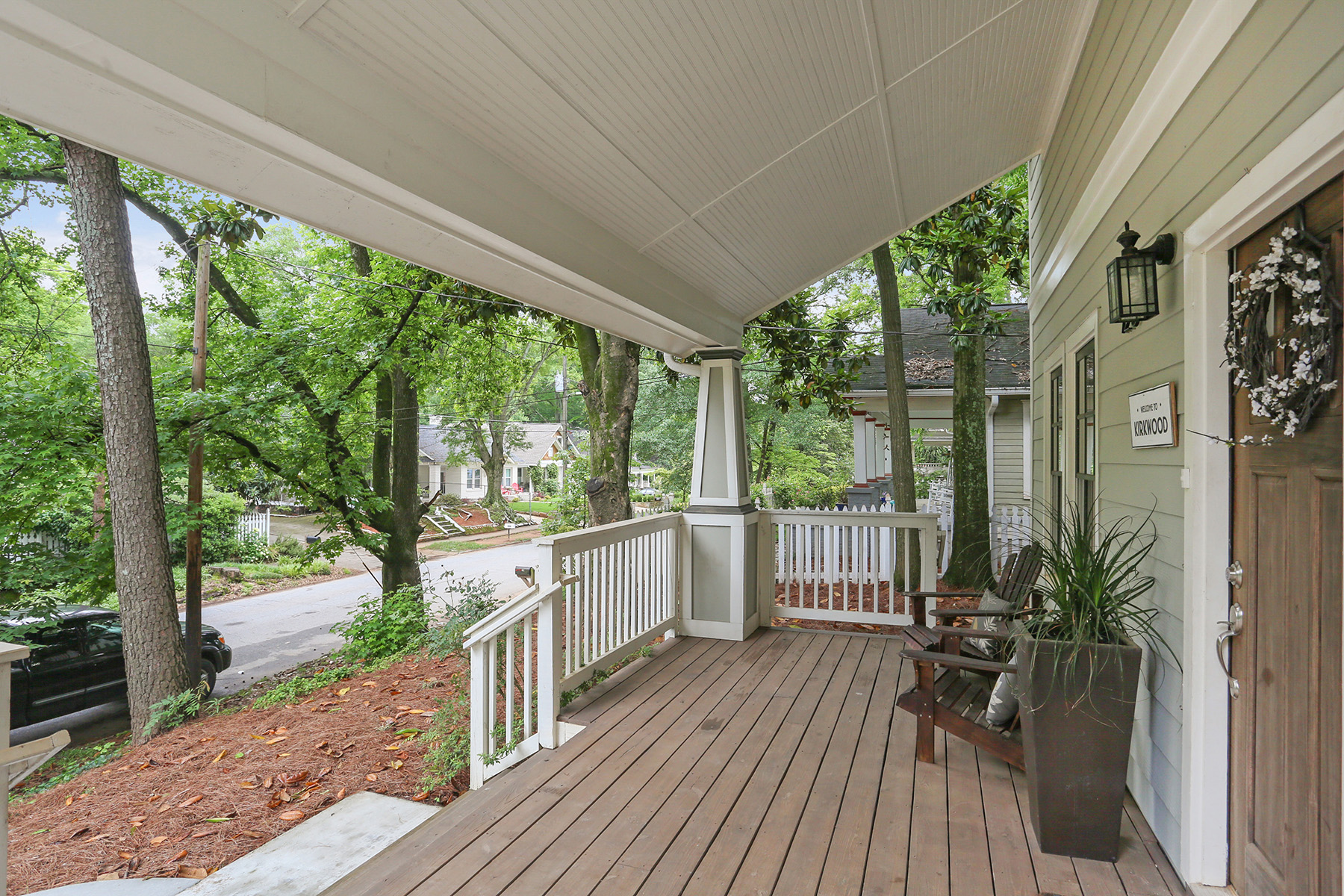 Single Family Home for Sale at Amazing Kirkwood Home Renovated To The Studs in 2013! 123 Howard St Atlanta, Georgia 30317 United States