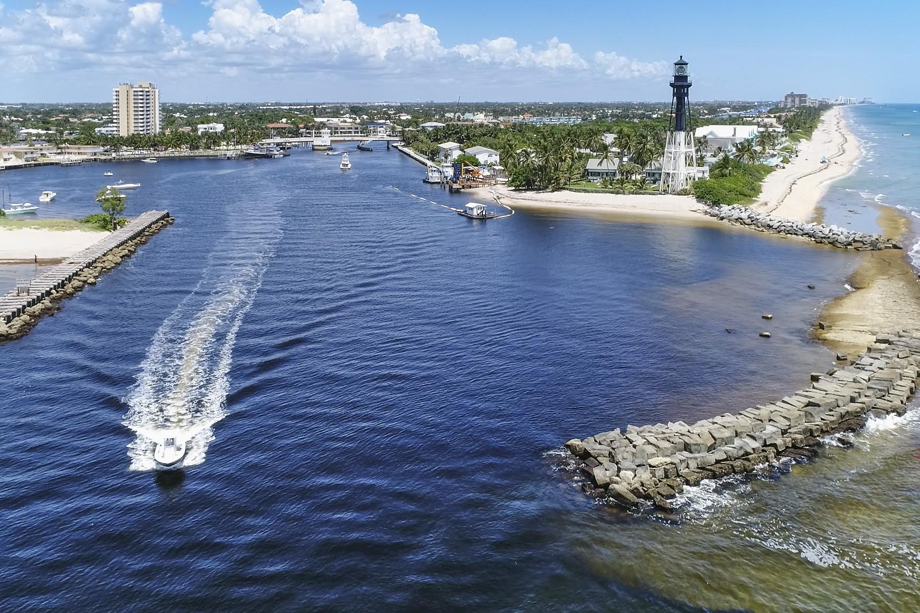 تاون هاوس للـ Sale في 1786 Bay Dr, Hillsboro Beach, FL 33062 1786 Bay Dr, Hillsboro Beach, Florida, 33062 United States