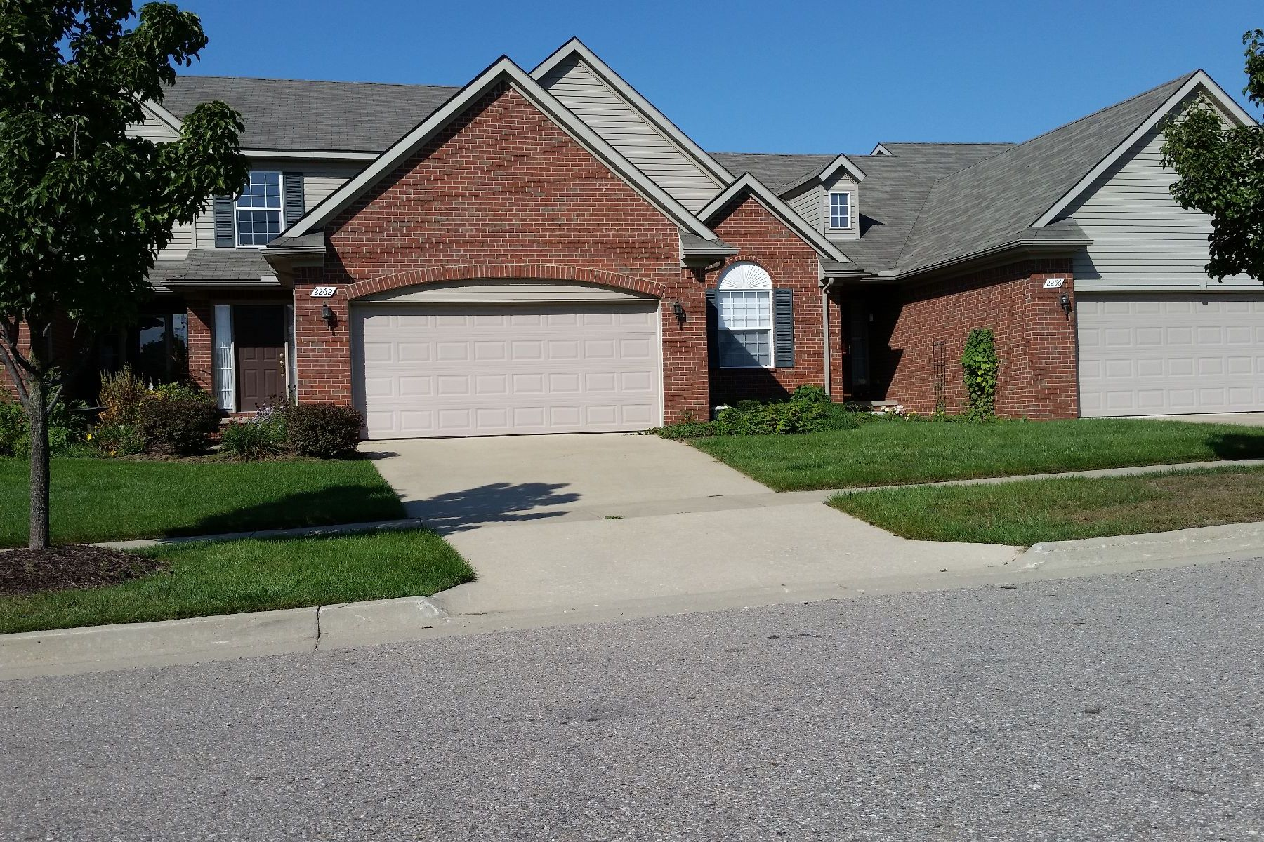Condominium for Sale at Ypsilanti Township 2739 Bluewater St Ypsilanti, Michigan 48198 United States