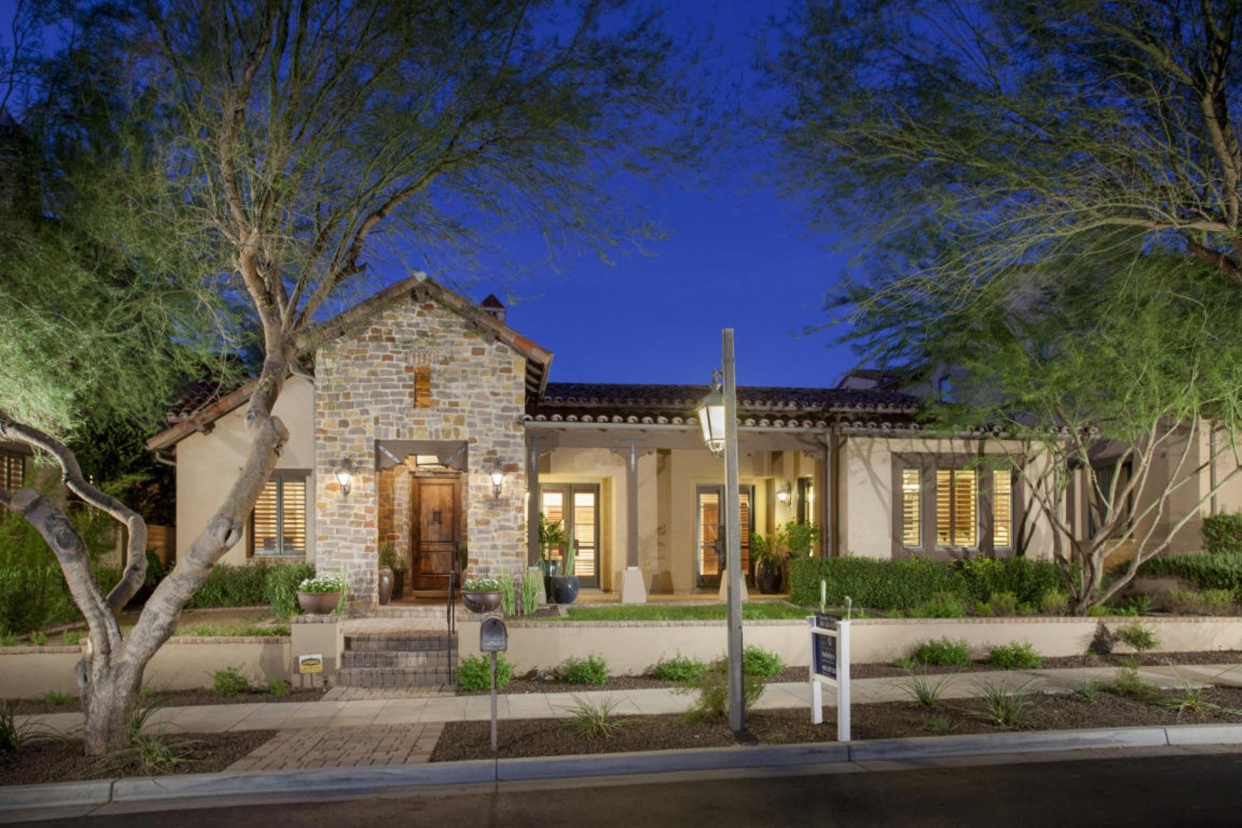 Single Family Home for Sale at Silverleaf at DC Ranch 19927 N 101ST PL, Scottsdale, Arizona, 85255 United States