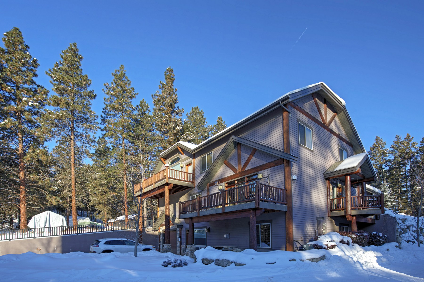 Multi-Family Home for Active at 391&396 North Juniper Bay Road Somers, Montana 59932 United States