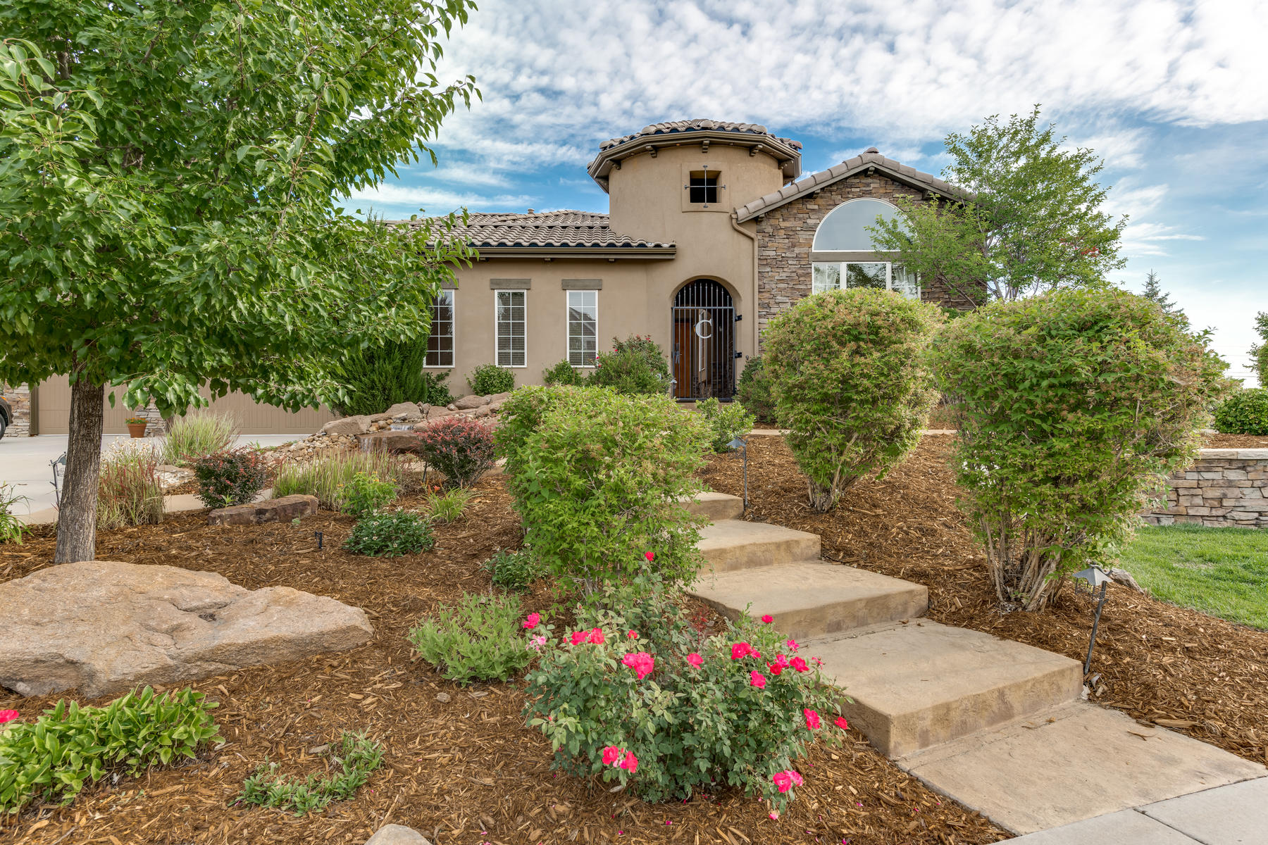 Single Family Home for Active at 15399 W 75th Place 15399 W 75th Place Arvada, Colorado 80007 United States