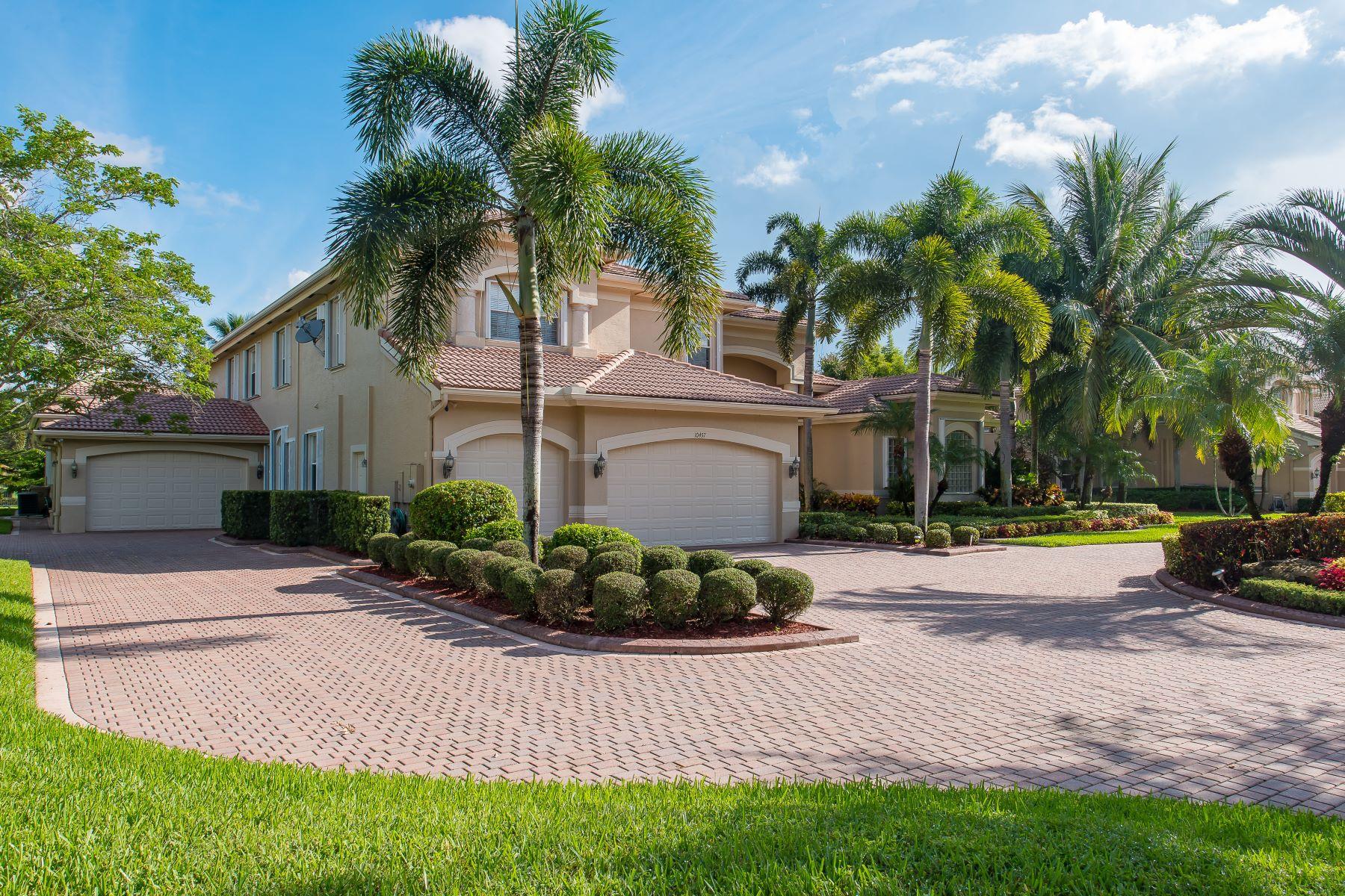 Casa para uma família para Venda às 10457 Laurel Road Davie, Florida 33328 Estados Unidos