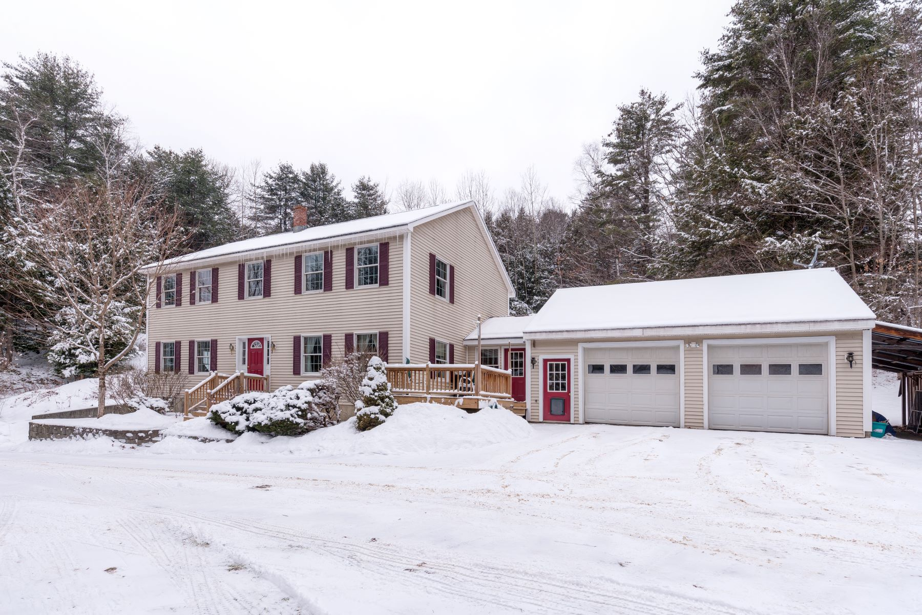 Single Family Home for Sale at 1350 Barker, Thetford Thetford, Vermont, 05058 United States