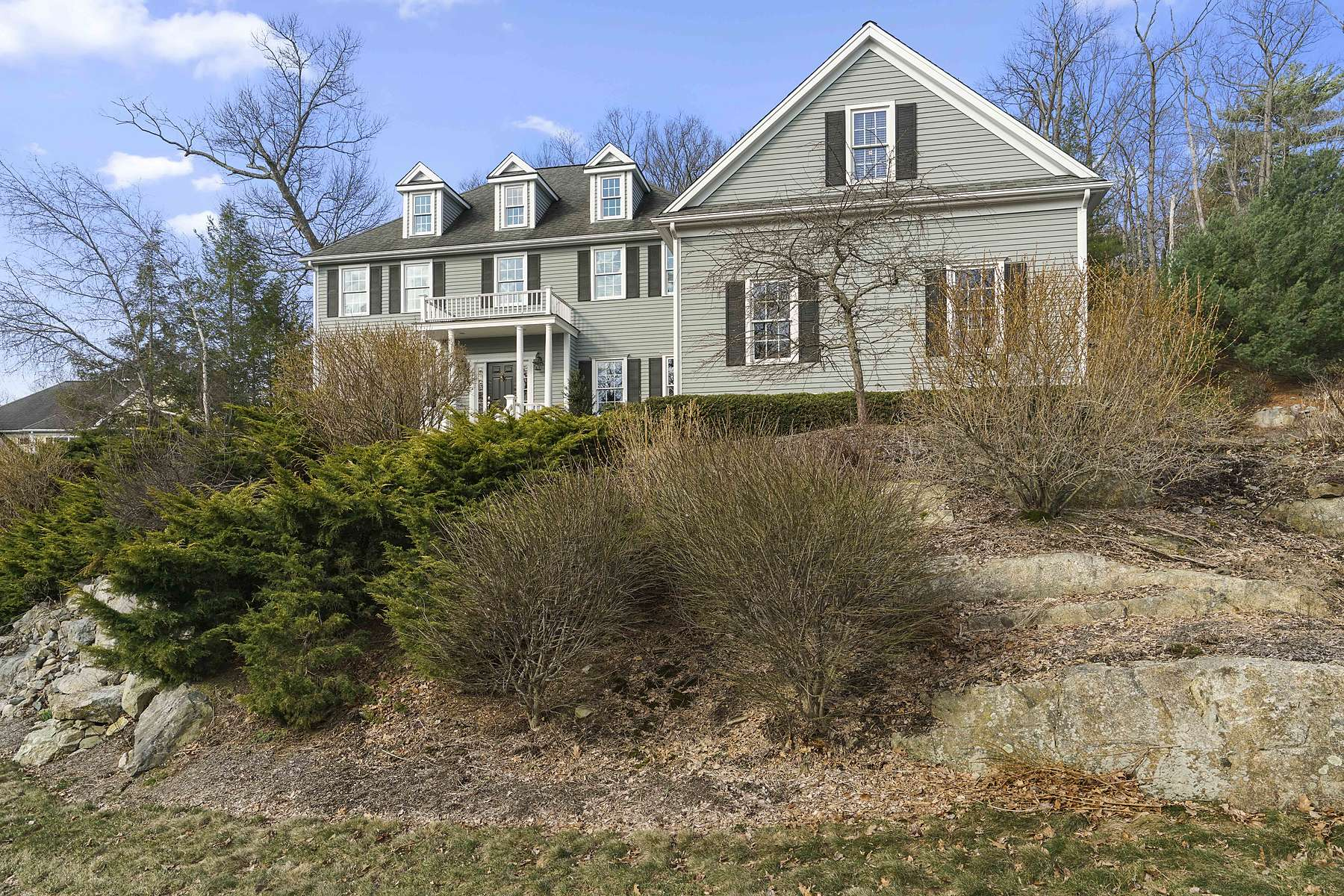 Single Family Home for Active at 30 Deerpath Road, Dedham 30 Deerpath Road Dedham, Massachusetts 02026 United States