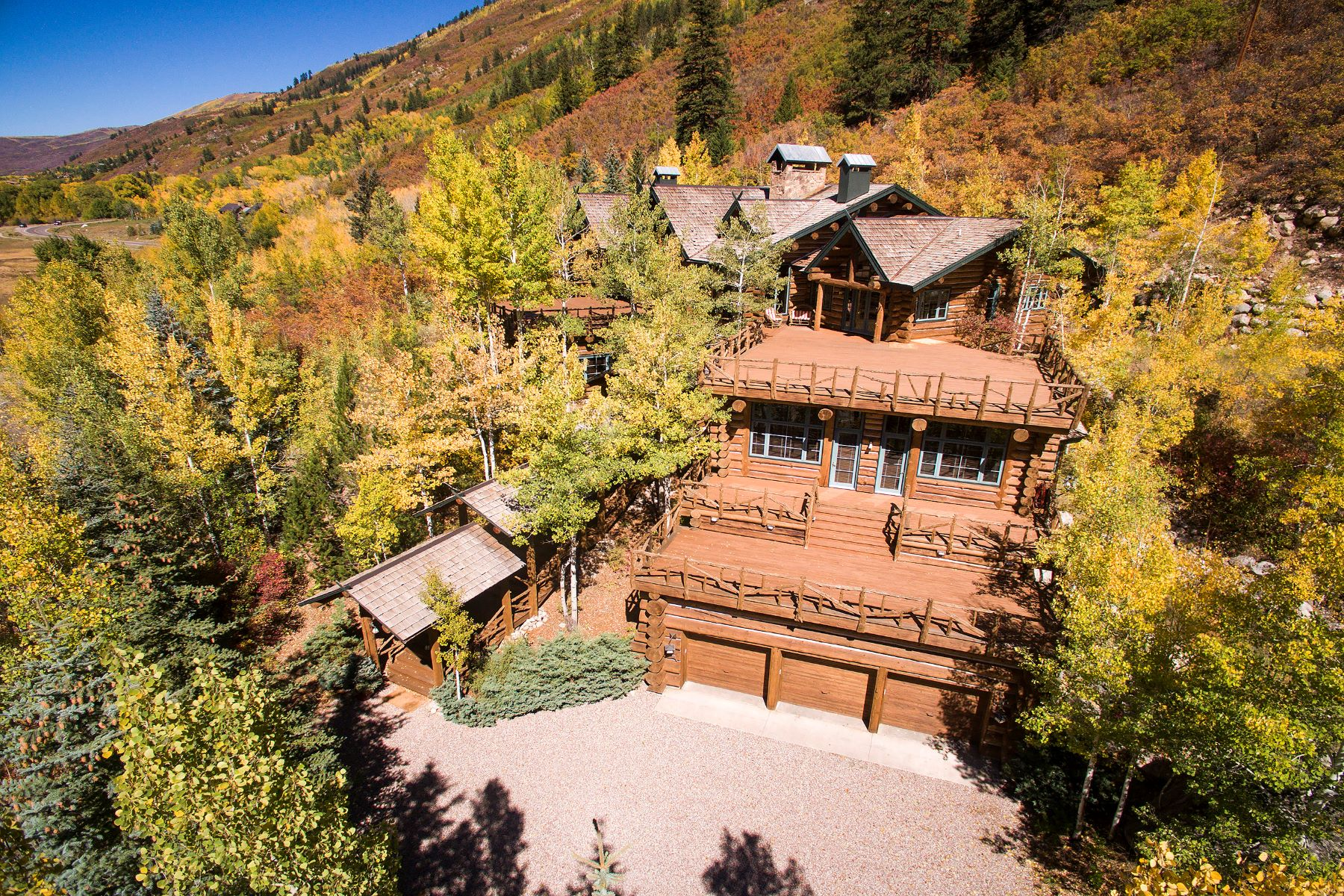 Single Family Homes por un Venta en North Star Lodge 43777 Highway 82 Aspen, Colorado 81611 Estados Unidos