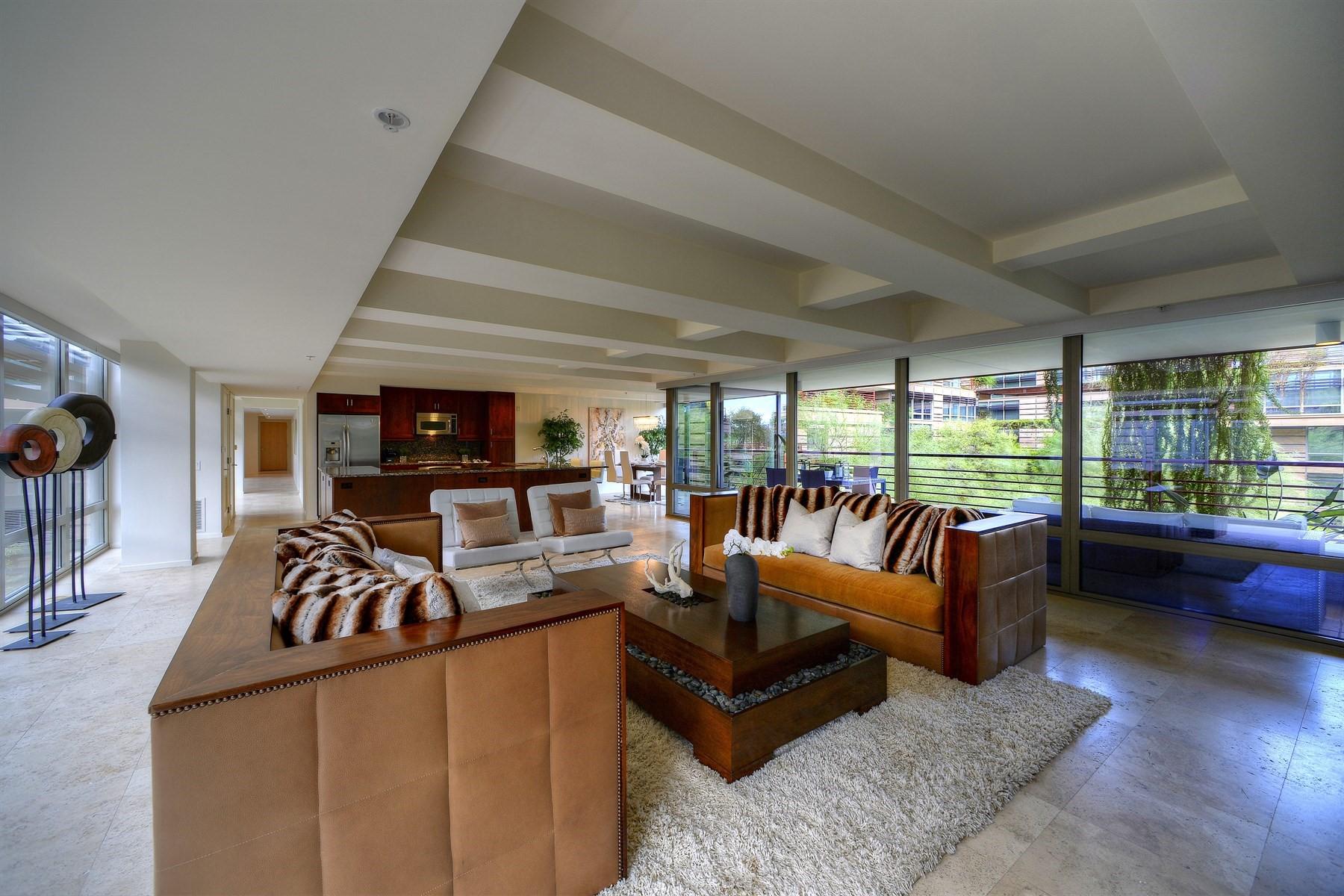 Apartment for Sale at Top Floor Bridge Condo at Optima Camelview Village 7167 E Rancho Vista Dr #4014, Scottsdale, Arizona, 85251 United States