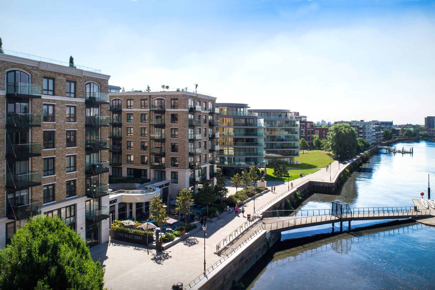 Apartments for Sale at Fulham Reach London, England W6 9GD United Kingdom