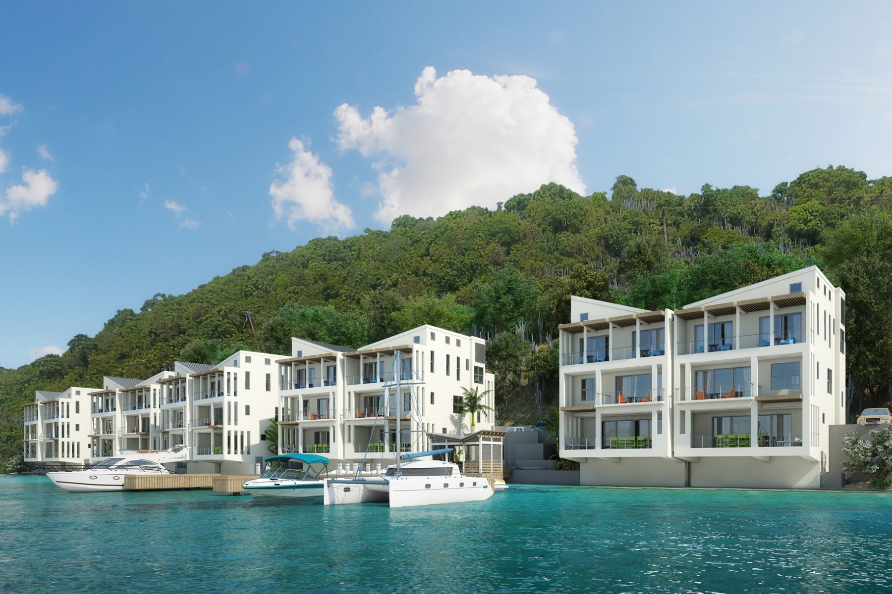 Additional photo for property listing at Brandywine Bay Oceanfront Condos Autres Tortola, Tortola Iles Vierges Britanniques