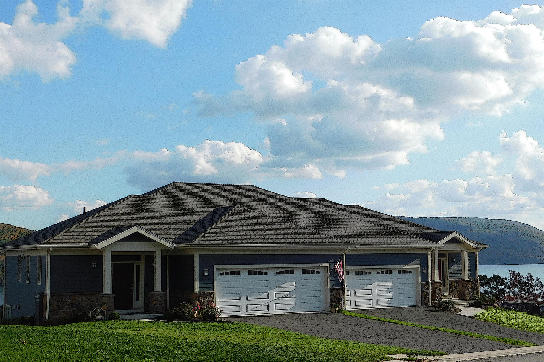 townhouses for Active at Bristol XIV 14B Terrace Drive South Bristol, New York 14424 United States