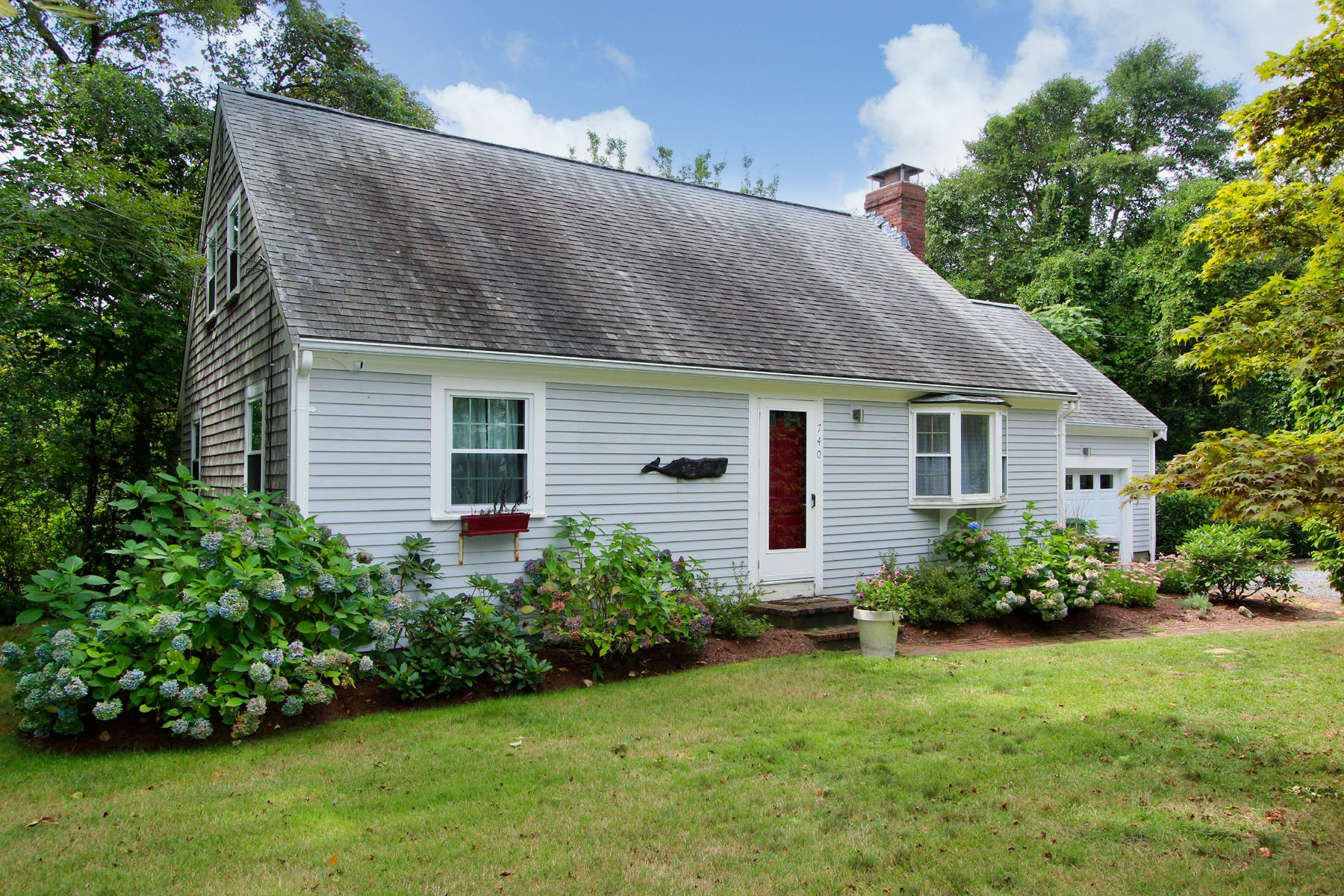 Single Family Homes for Active at 740 Lower Road, Brewster, MA 740 Lower Road Brewster, Massachusetts 02631 United States