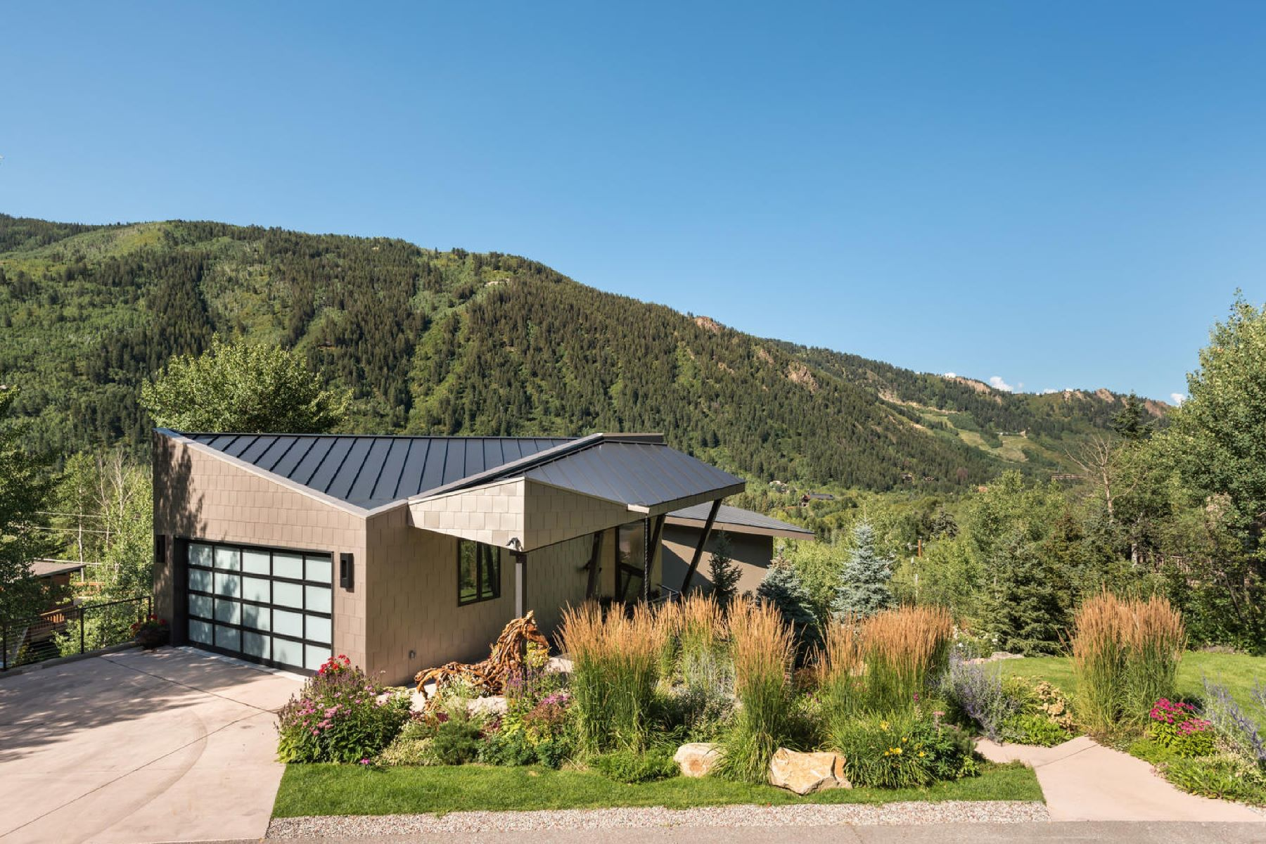 Single Family Home for Sale at Mountain Valley 257 Mountain Laurel Drive, Aspen, Colorado, 81611 United States