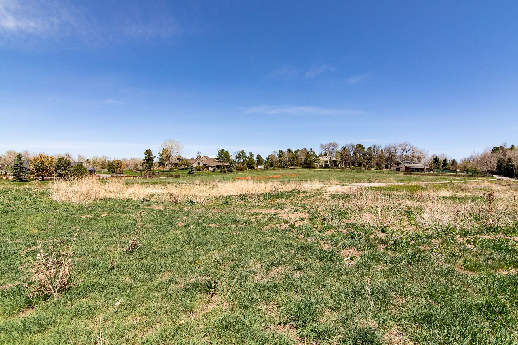 Single Family Homes для того Продажа на Opportunity to own 7.6 pastoral acres surrounded by the little dry creek in GWV 6 & 7 Waring Lane, Greenwood Village, Колорадо 80121 Соединенные Штаты