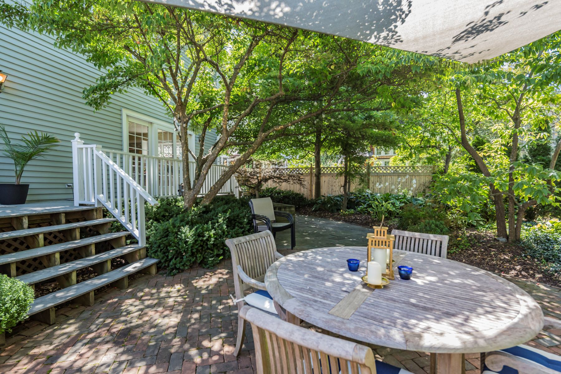 Additional photo for property listing at Period Charm Meets Modern Living 44 Maple Street, Princeton, New Jersey 08542 Stati Uniti