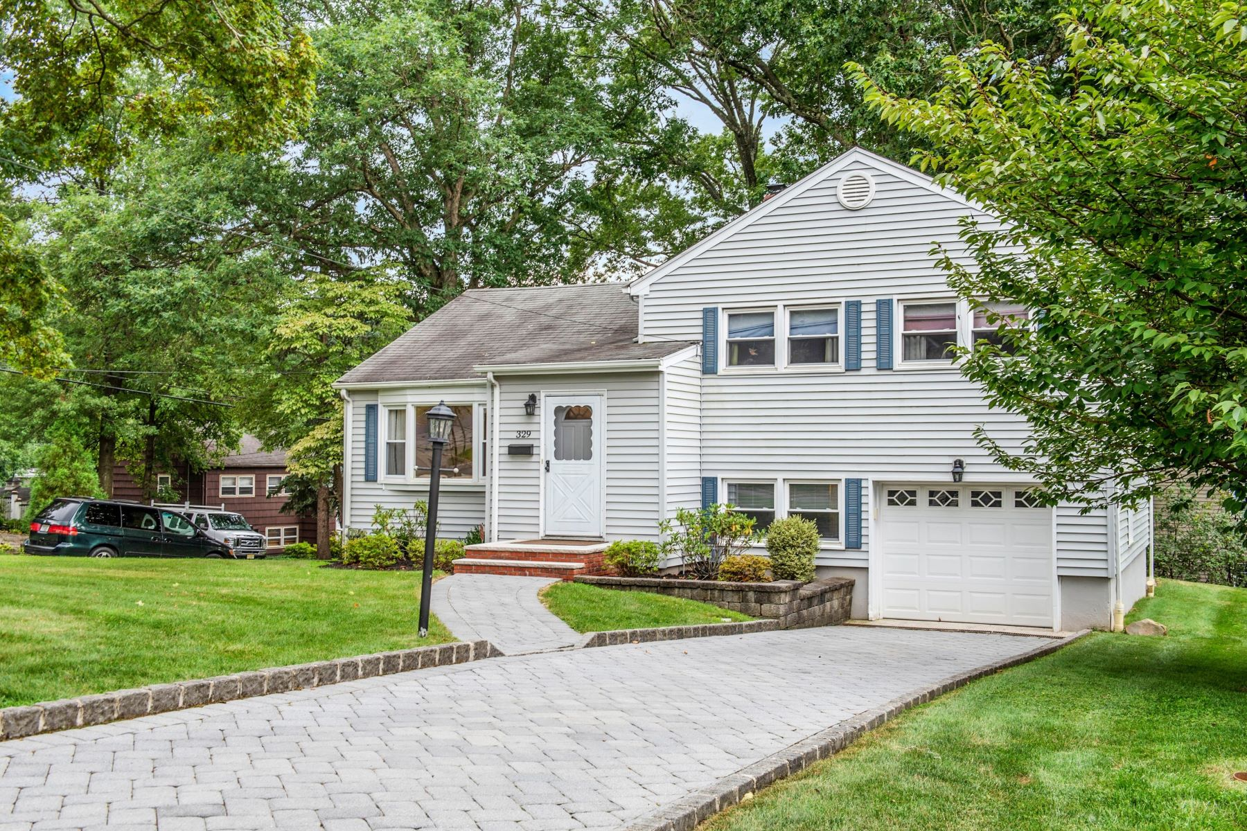 Single Family Homes for Sale at Well Manicured Corner Lot 329 Livingston Avenue New Providence, New Jersey 07974 United States