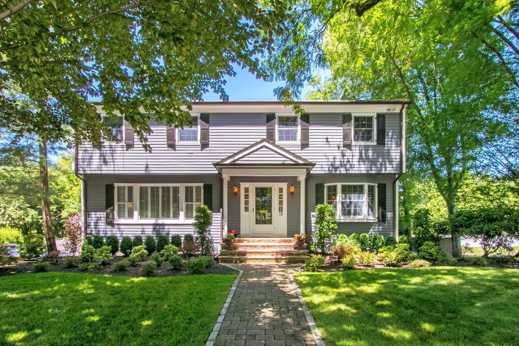 Частный односемейный дом для того Продажа на Demarest Gem 19 Old Stable, Demarest, Нью-Джерси 07627 Соединенные Штаты