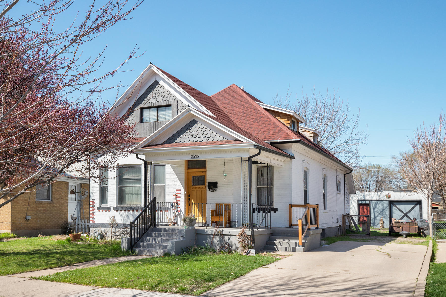 Single Family Homes for Sale at Charming 2 Story Near Historic District in Ogden 2635 Madison Ave Ogden, Utah 84401 United States