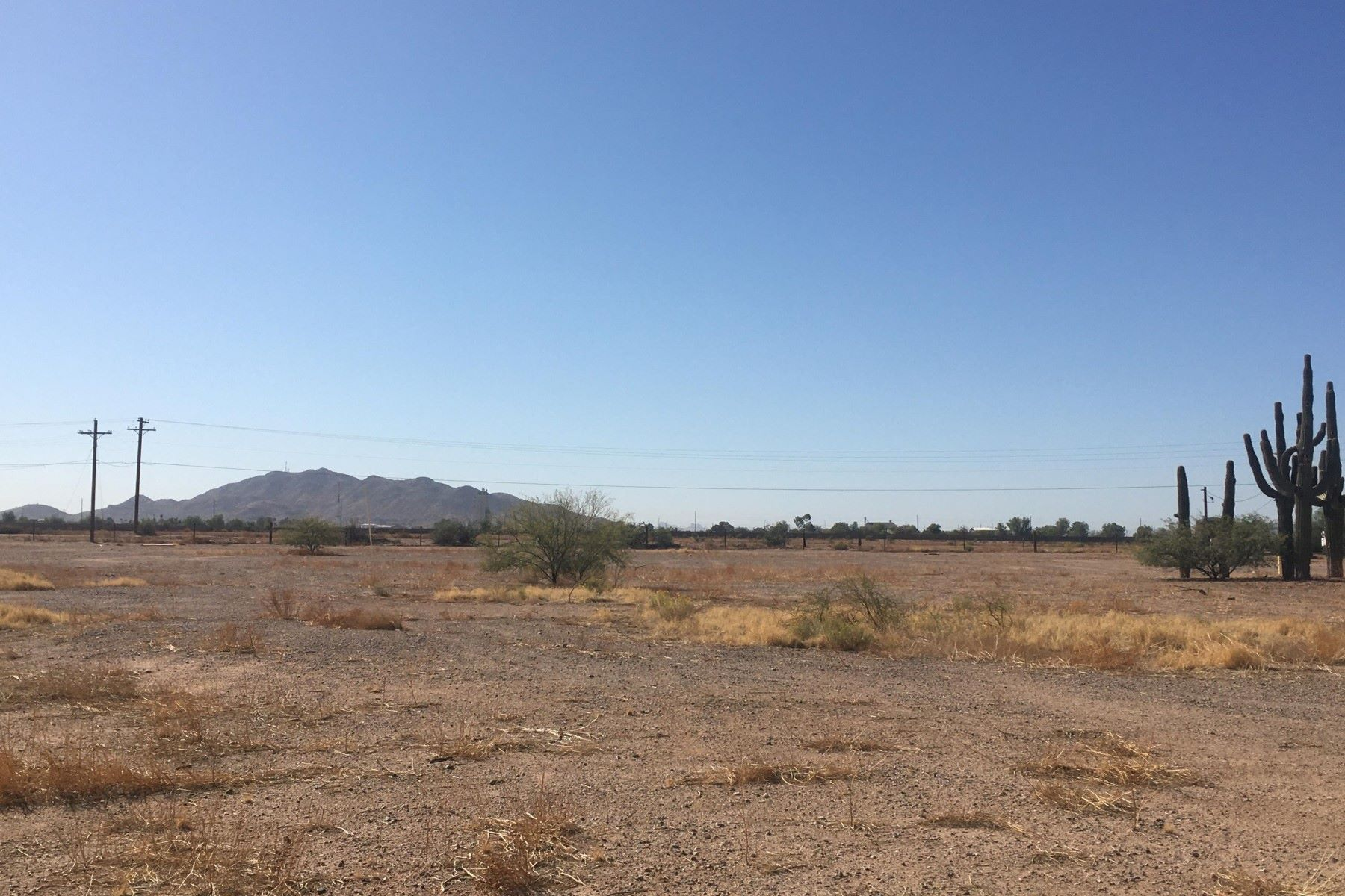 Terreno por un Venta en Rare 1.25 Acre Custom Home Lot 0 xxxx ST Casa Grande, Arizona 85122 Estados Unidos