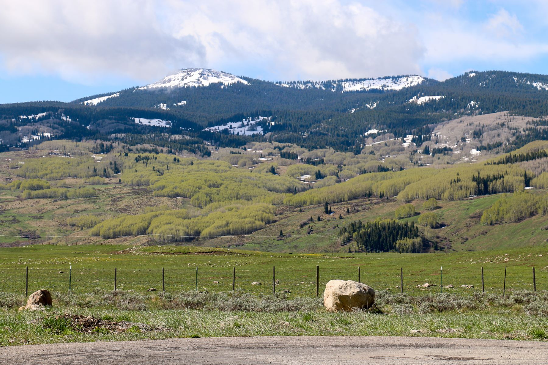 Land for Sale at On the Fenceline at Buckhorn 723 S Avion Drive Crested Butte, Colorado 81224 United States