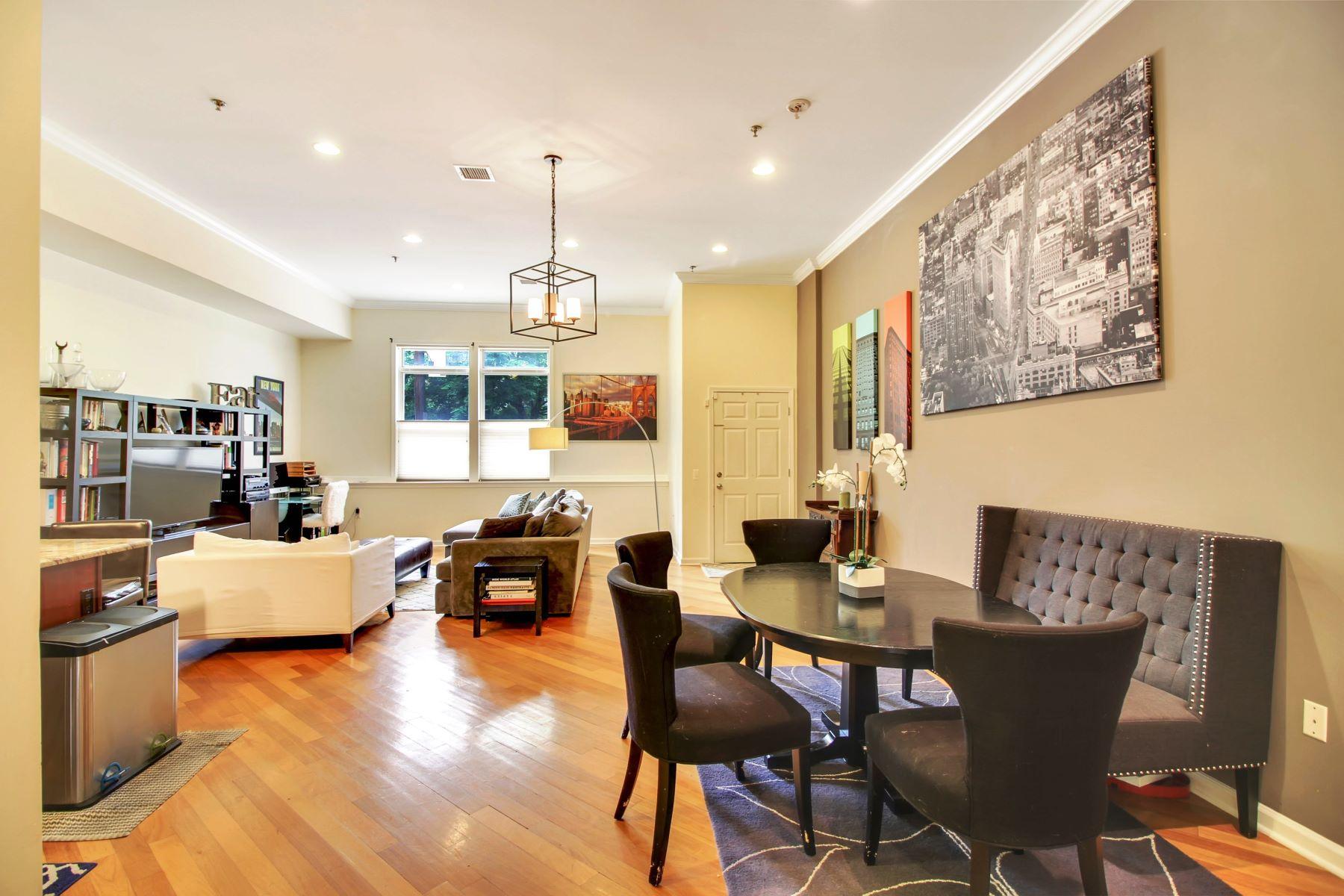 共管式独立产权公寓 为 销售 在 Luxury Living at Bella Vista 550-564 Gregory Ave #B2 维霍肯, 新泽西州, 07086 美国