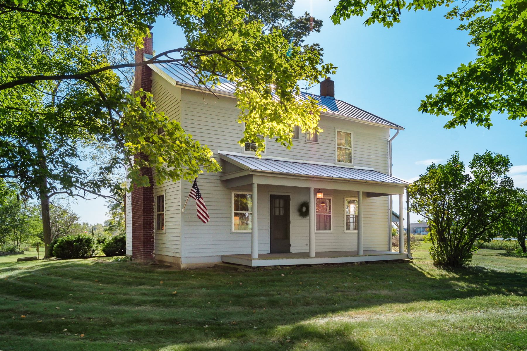 Farm / Ranch / Plantation for Sale at 5857 OH-19 5857 State Route 19 Galion, Ohio 44833 United States