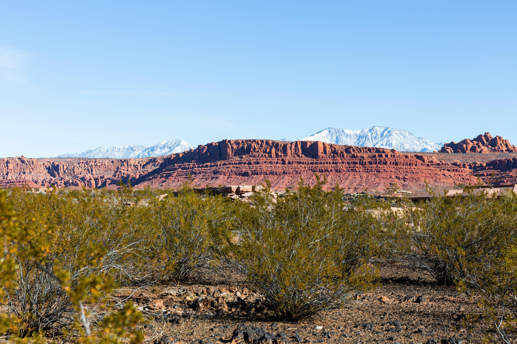 Land for Active at View Lot - Lava Cove At Entrada 27 Bedrock Circle Lot 27 Santa Clara, Utah 84765 United States