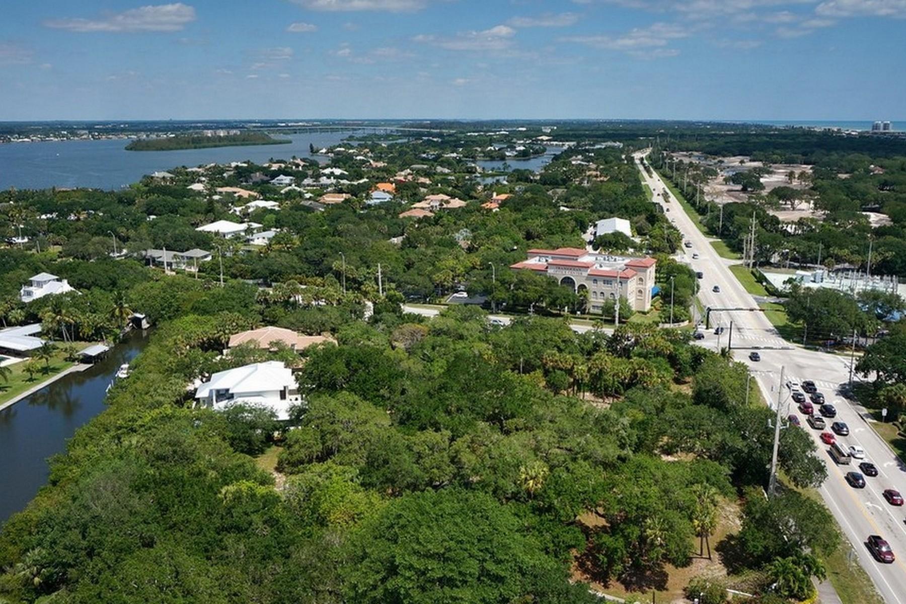 토지 용 매매 에 Riomar Cove Homesite 1645 Riomar Cove Lane Vero Beach, 플로리다 32963 미국