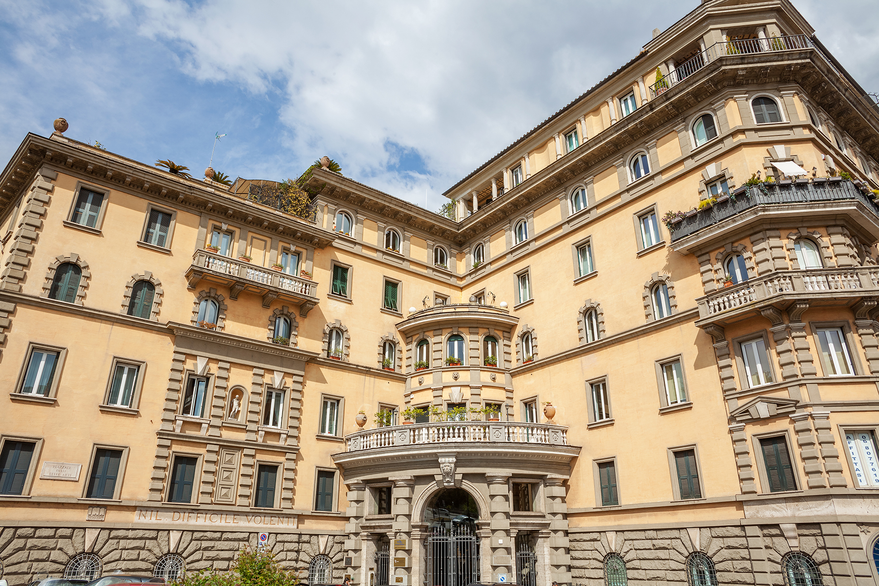 Apartment for Rent at Prestigious Office at Piazzale delle Belle Arti Rome, 00196 Italy