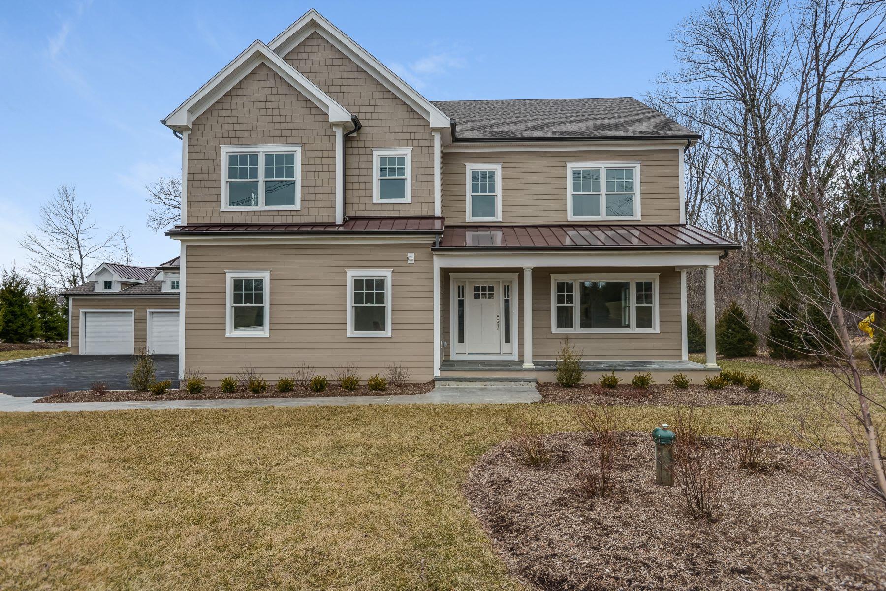 Moradia para Venda às Newly Constructed Custom Home 162 Flanders-Netcong Road, Mount Olive, Nova Jersey 07836 Estados Unidos
