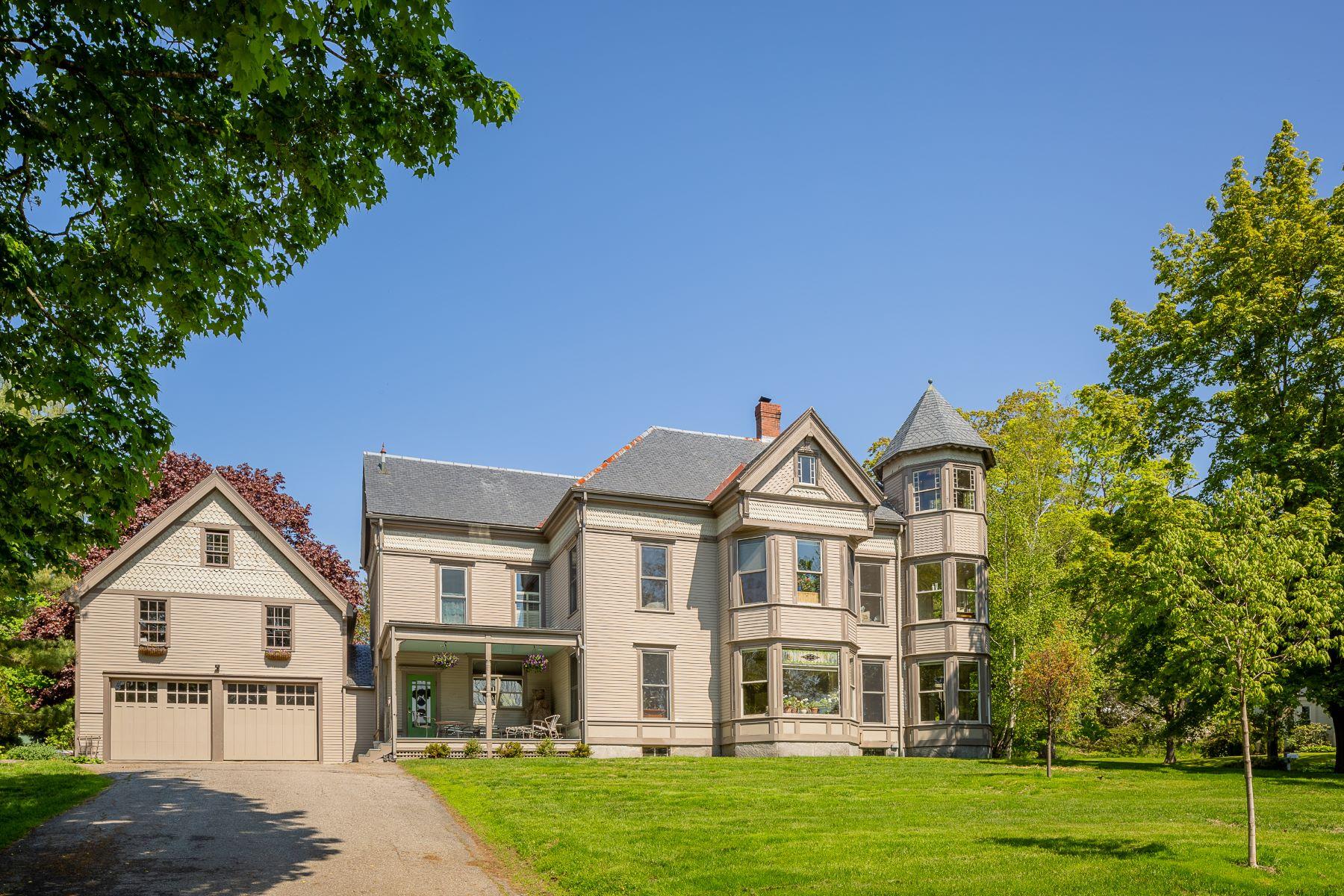 Single Family Homes للـ Sale في Camden, Maine 04843 United States